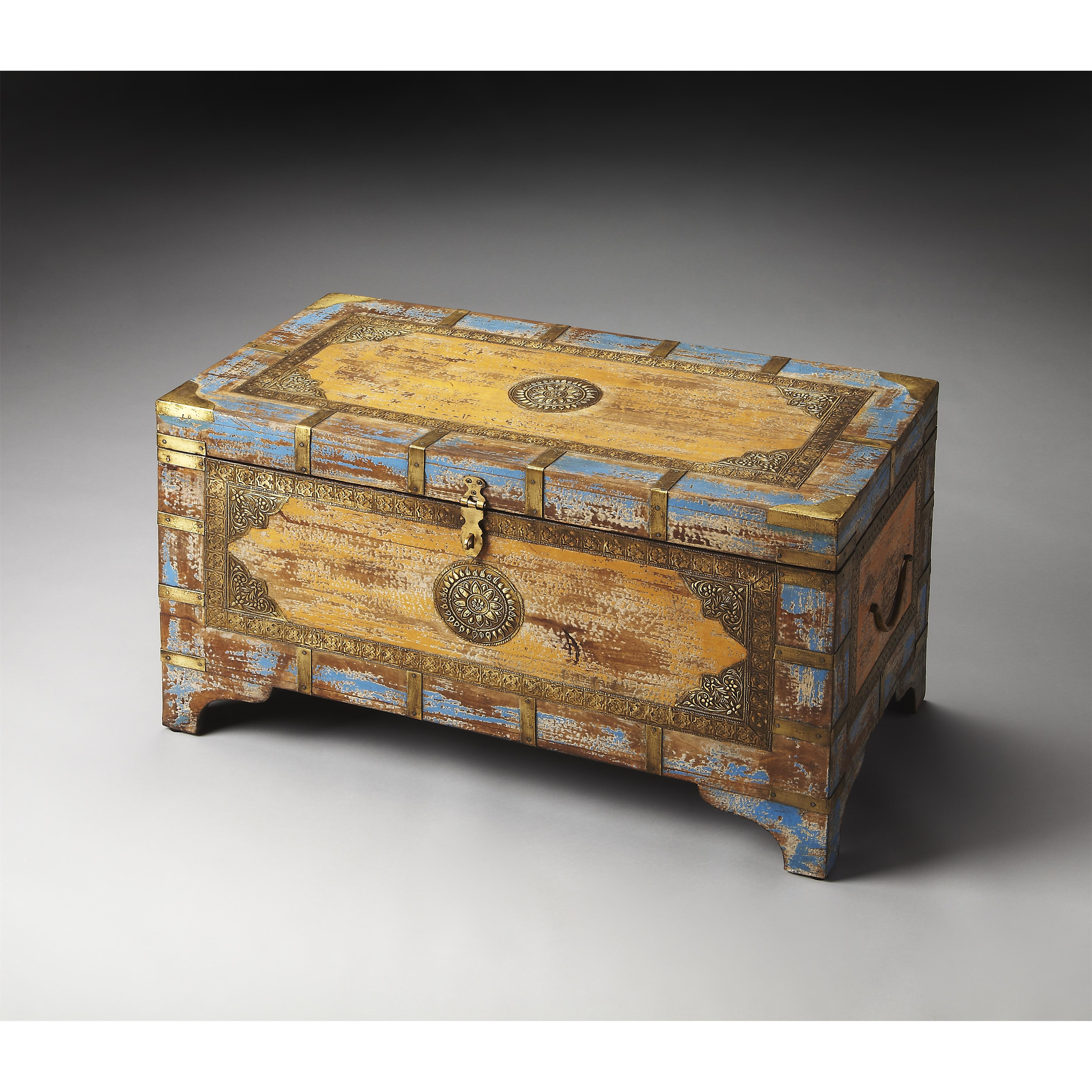 Butler Specialty Company Artifacts Storage Trunk - Item Number: 3365290