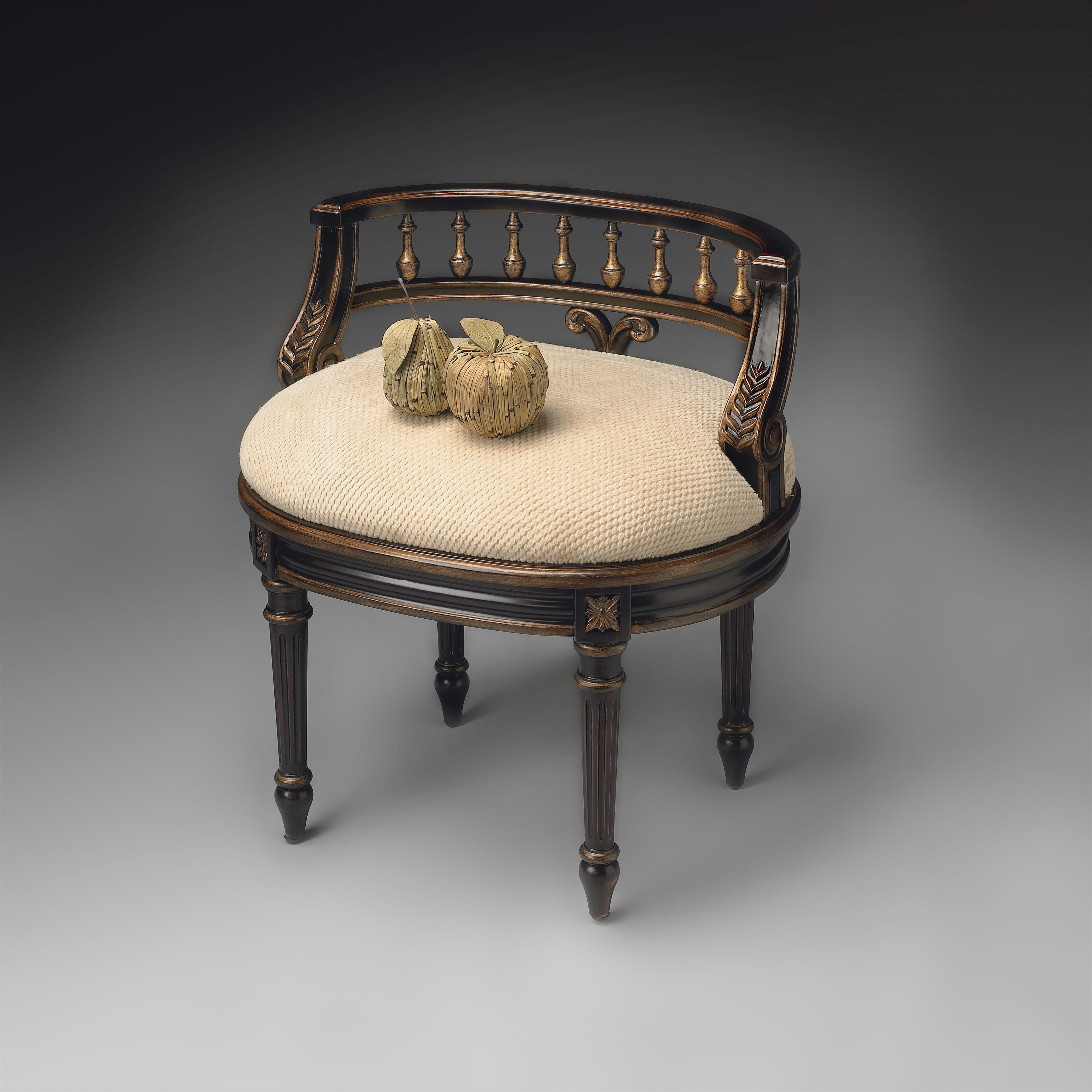 Butler Specialty Company Artist's Originals Vanity Seat - Item Number: 1218104