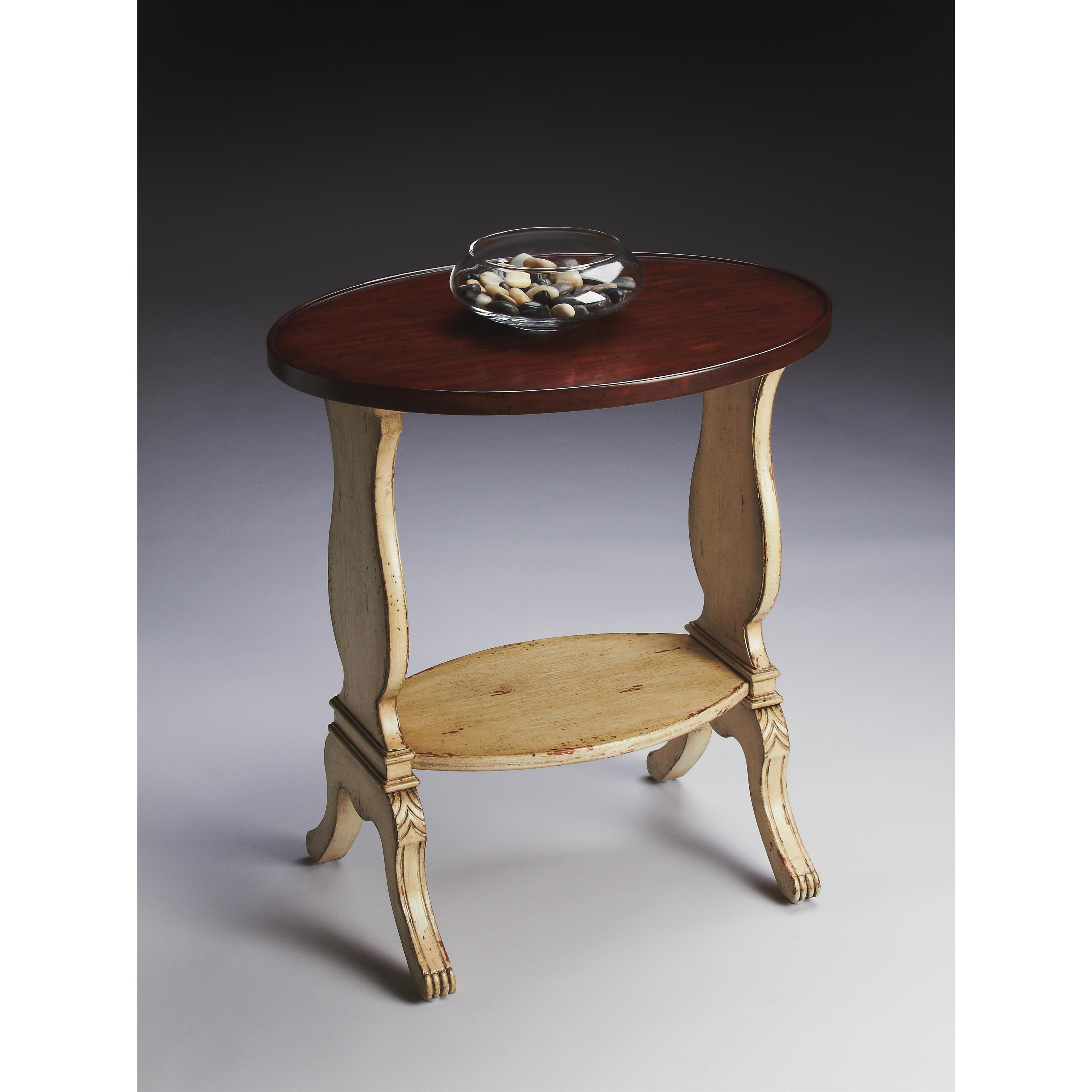 Butler Specialty Company Artist's Originals Oval Accent Table - Item Number: 1336115