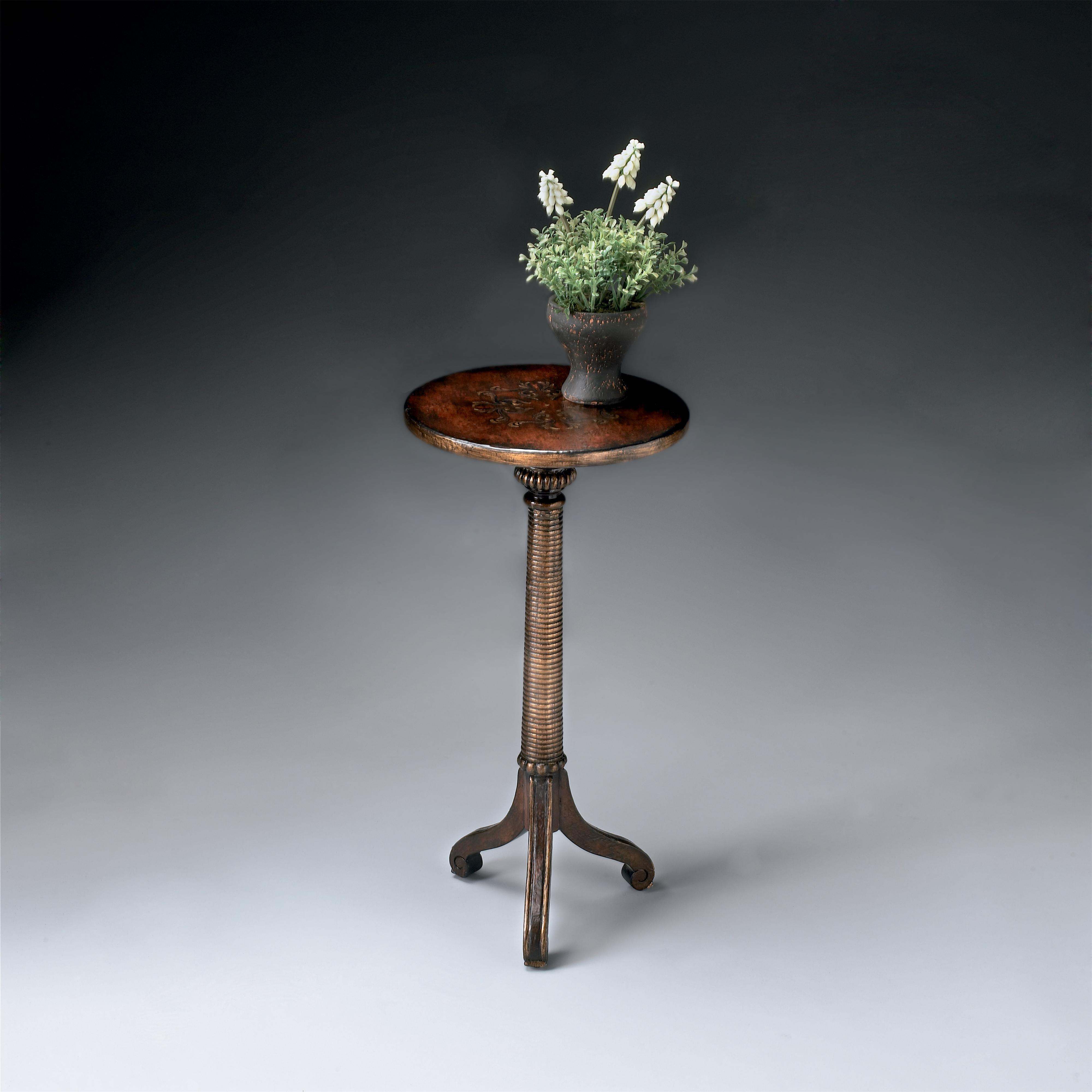 Butler Specialty Company Artist's Originals Pedestal Table - Item Number: 1583119