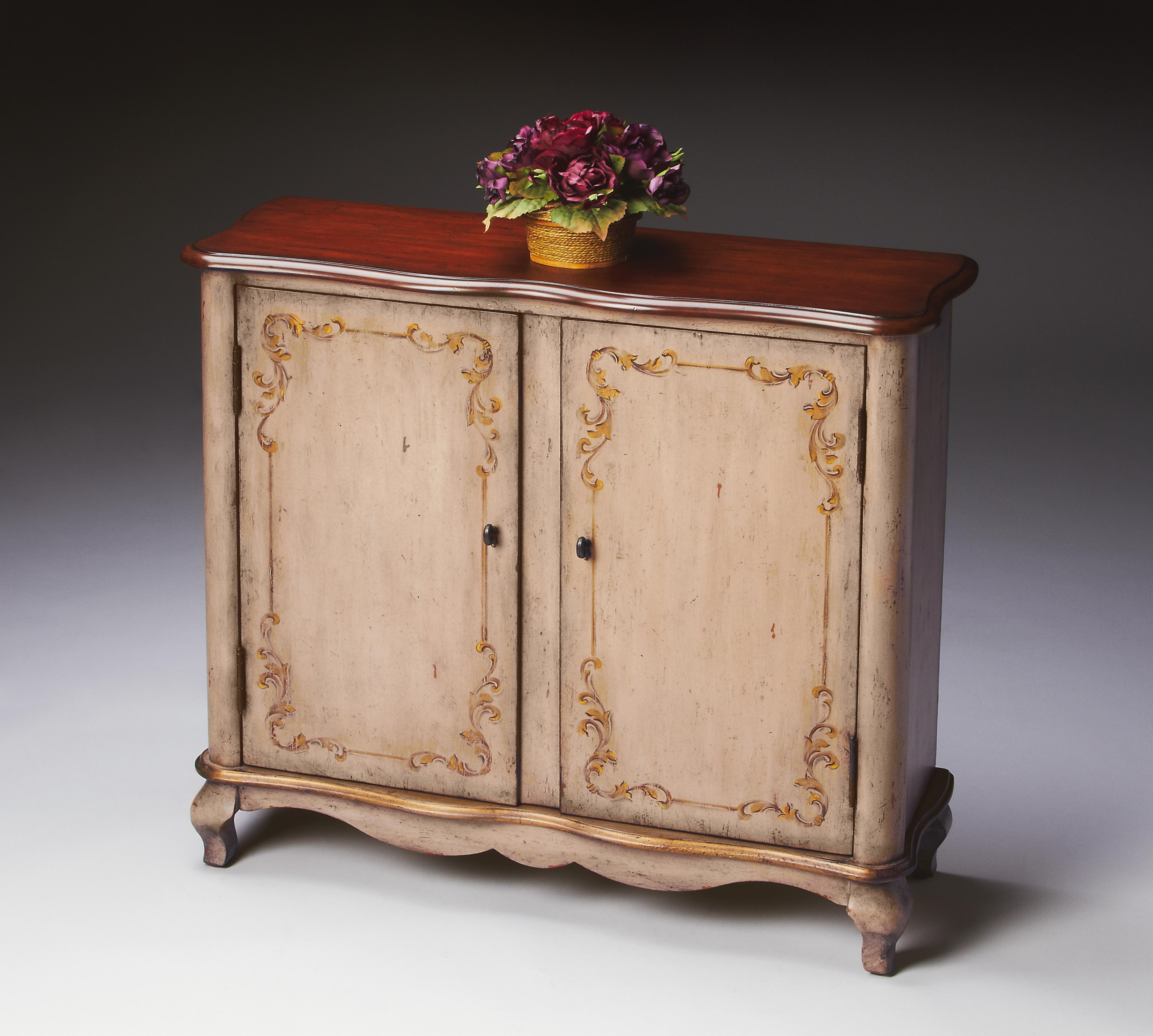 Butler Specialty Company Artist's Originals Console Chest - Item Number: 1737232
