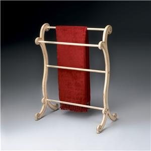 Butler Specialty Company Artist's Originals Blanket Rack