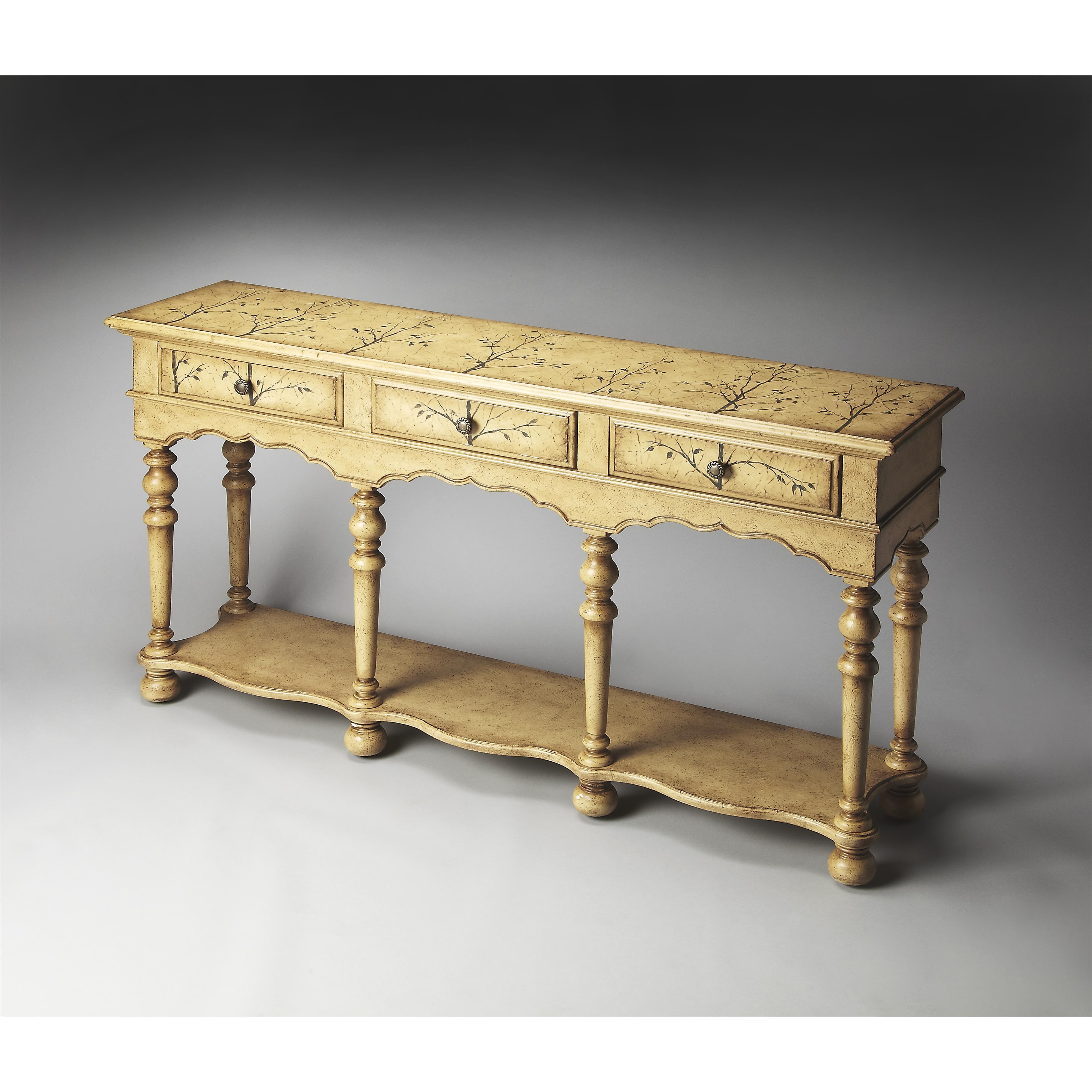 Butler Specialty Company Artist's Originals Console Table - Item Number: 3046130