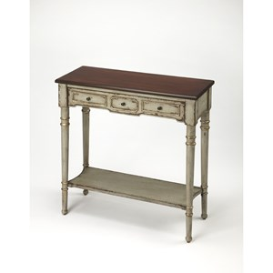 Butler Specialty Company Artist's Originals Console Table