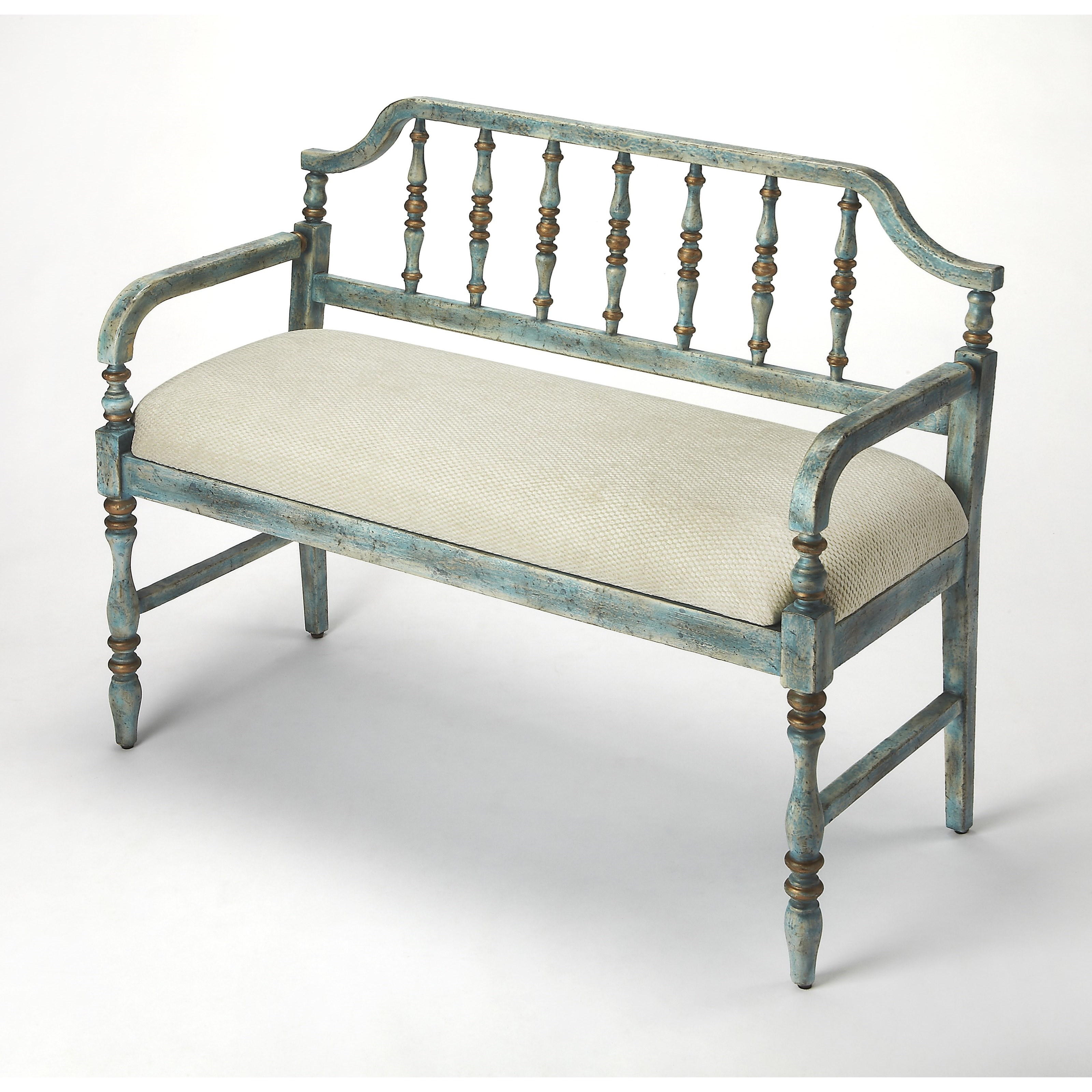 Artist's Originals Bench by Butler Specialty Company at Mueller Furniture