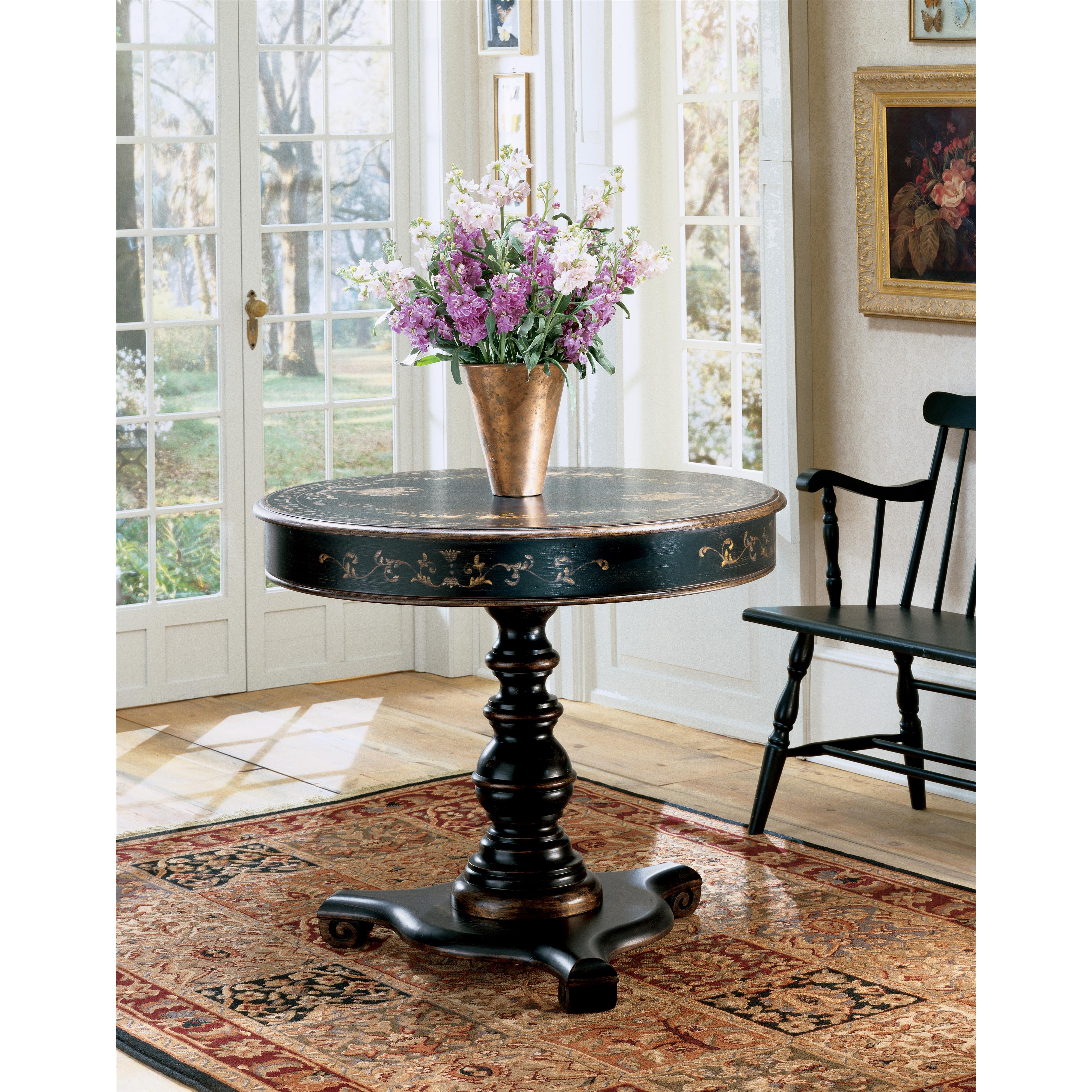 Butler Specialty Company Artist's Originals Accent Hall Table - Item Number: 563069