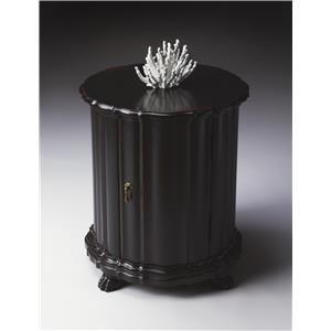 Butler Specialty Company Artist's Originals Drum Table