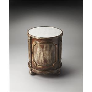 Butler Specialty Company Artist's Originals Drum Table
