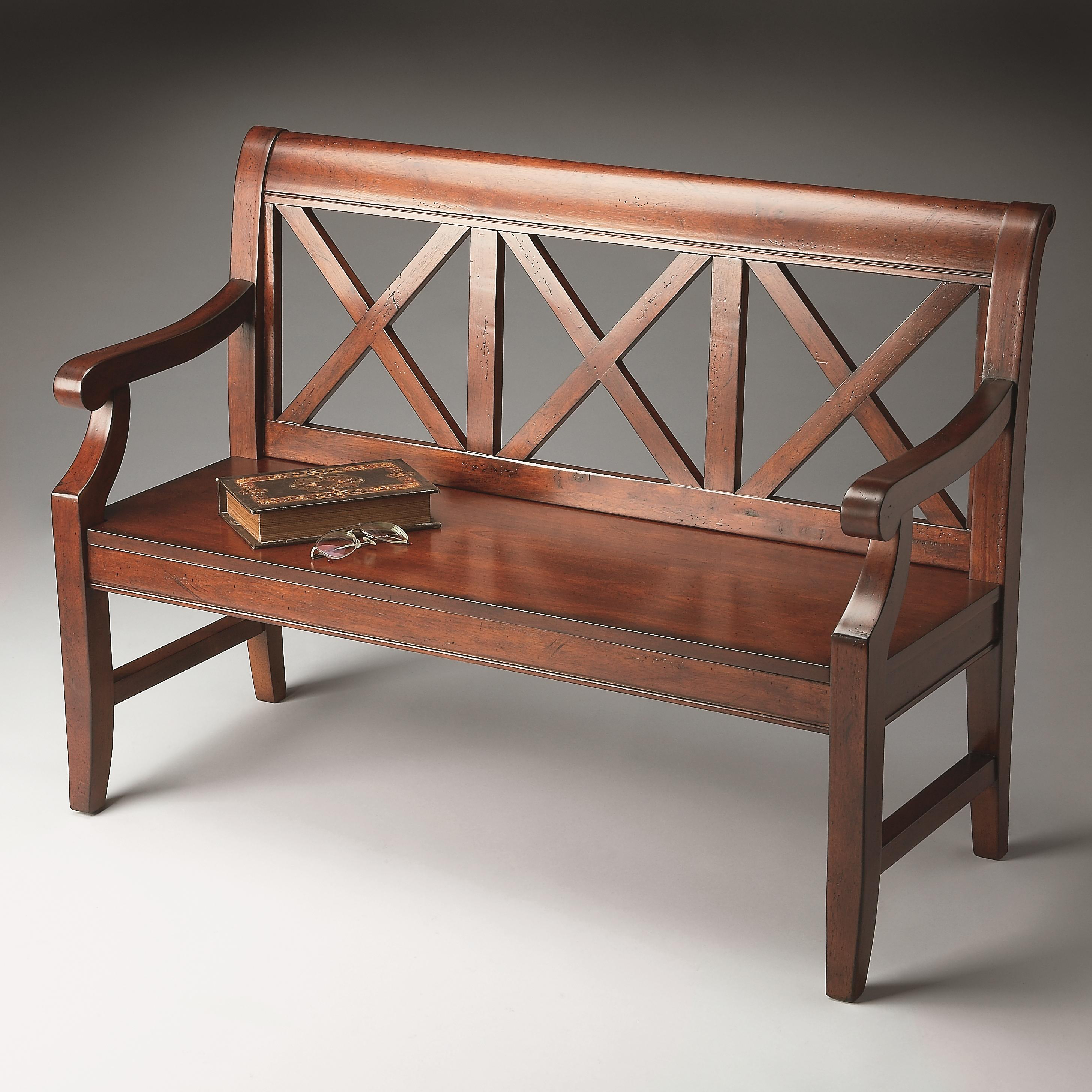 Butler Specialty Company Benches and Ottomans Bench - Item Number: 5048024