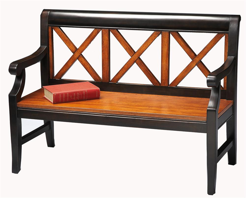 Butler Specialty Company Benches and Ottomans Bench - Item Number: 5048109