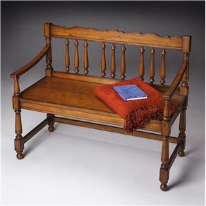 Butler Specialty Company Benches and Ottomans Bench