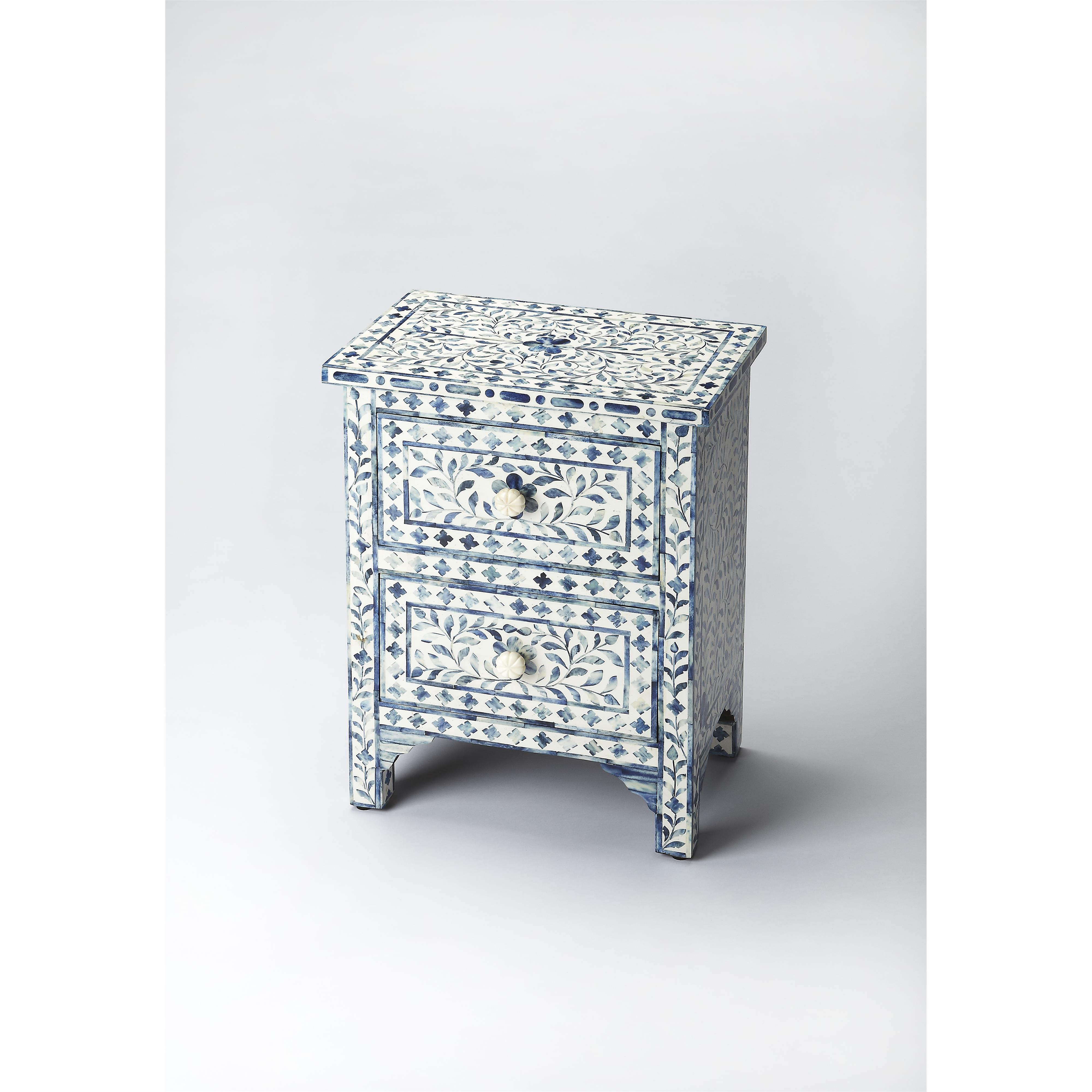 Butler Specialty Company Bone Inlay Accent Chest - Item Number: 2865319