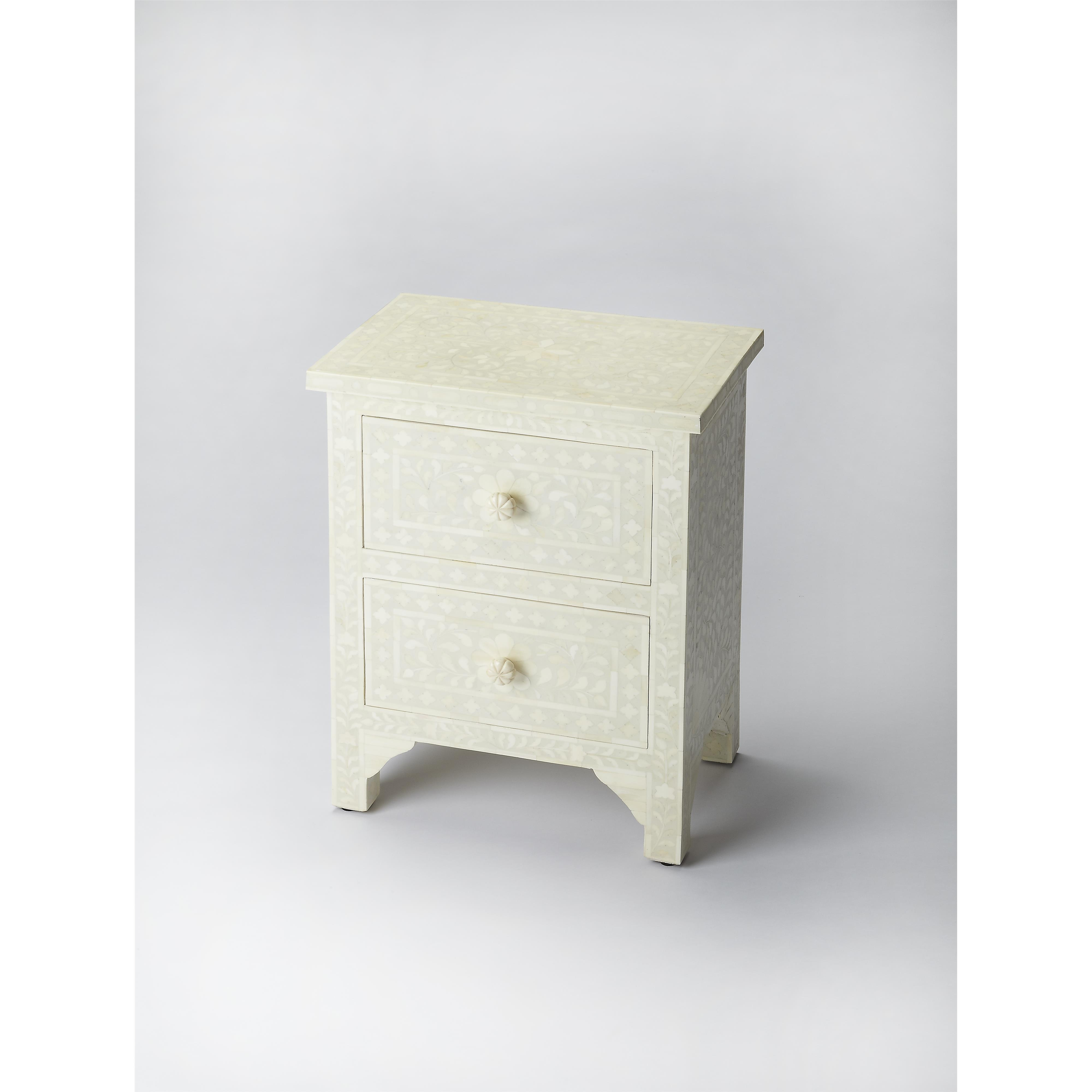 Butler Specialty Company Bone Inlay Accent Chest - Item Number: 2865325