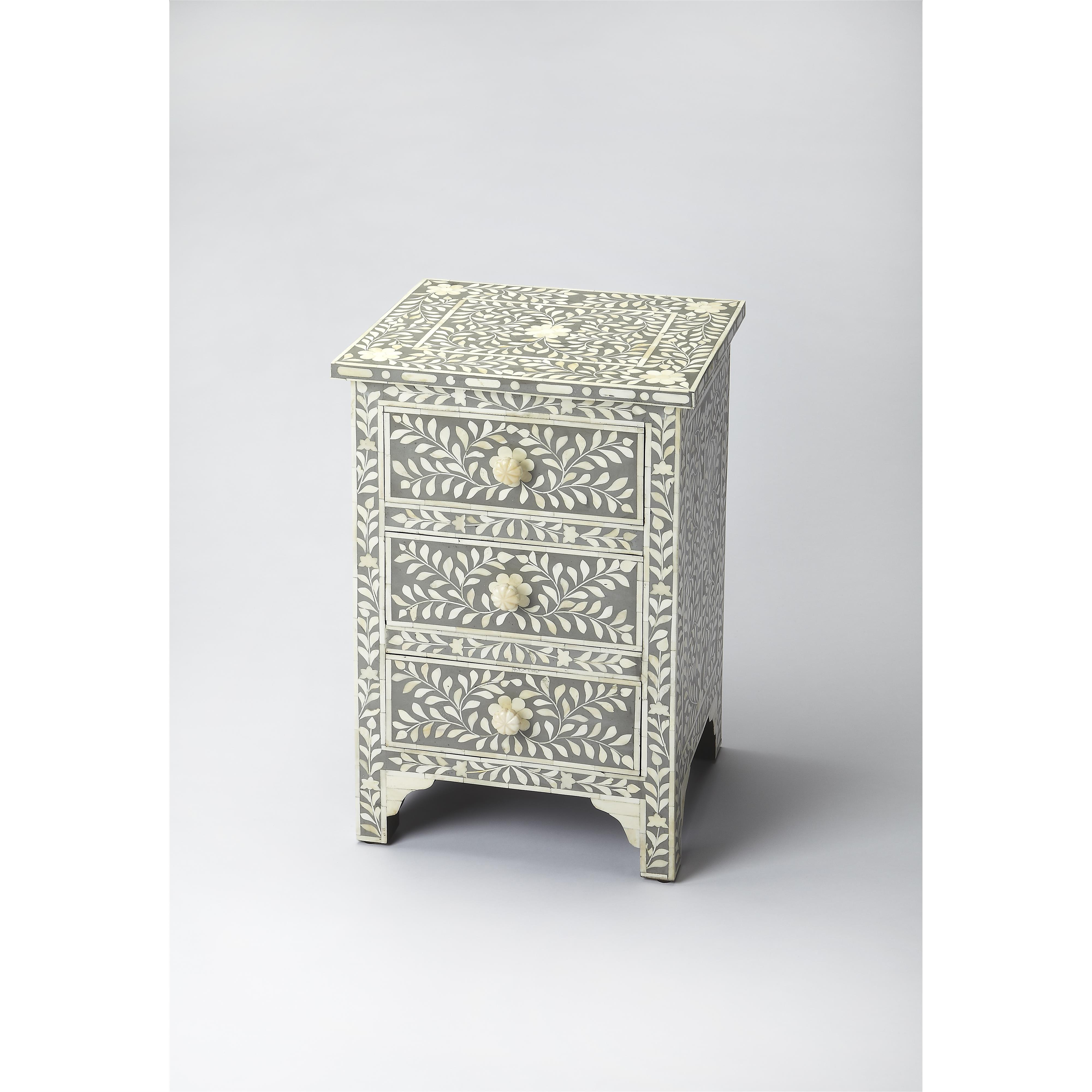 Butler Specialty Company Bone Inlay Accent Chest - Item Number: 3202321