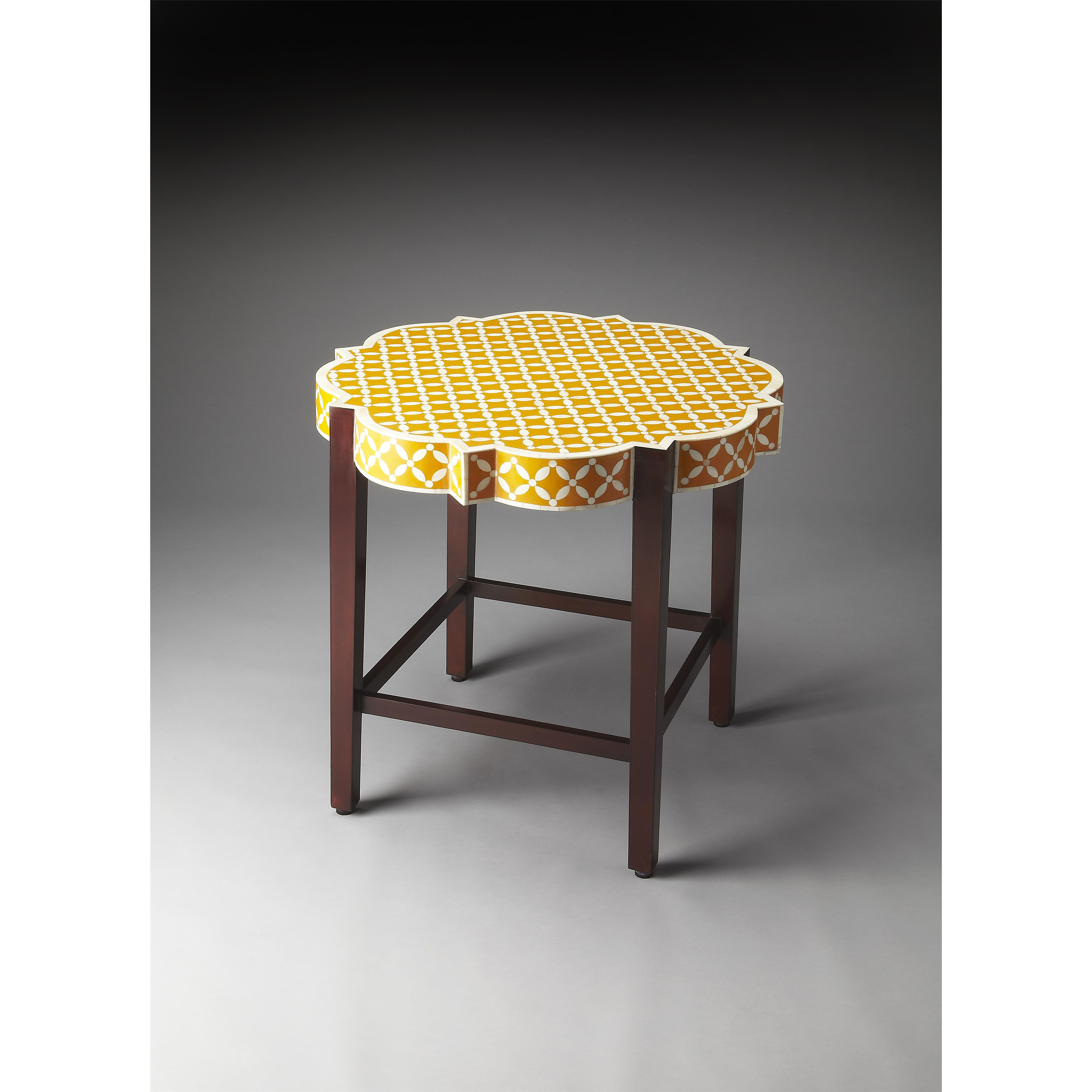 Butler Specialty Company Bone Inlay Accent Table - Item Number: 3423328