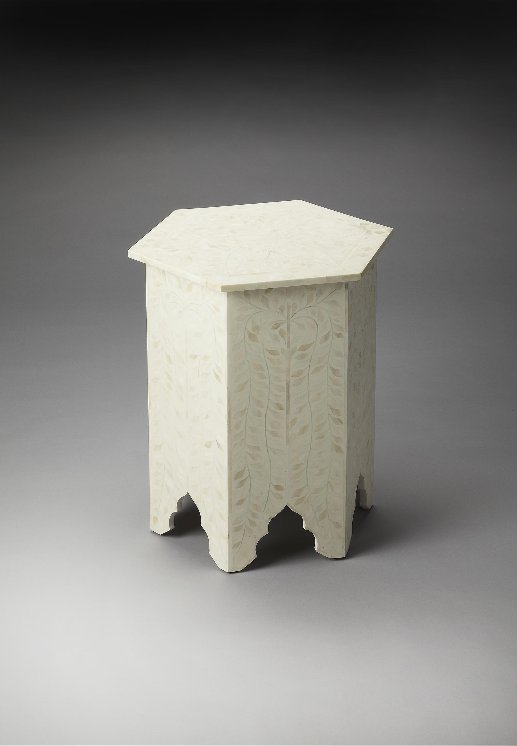 Butler Specialty Company Bone Inlay Accent Table - Item Number: 3445325