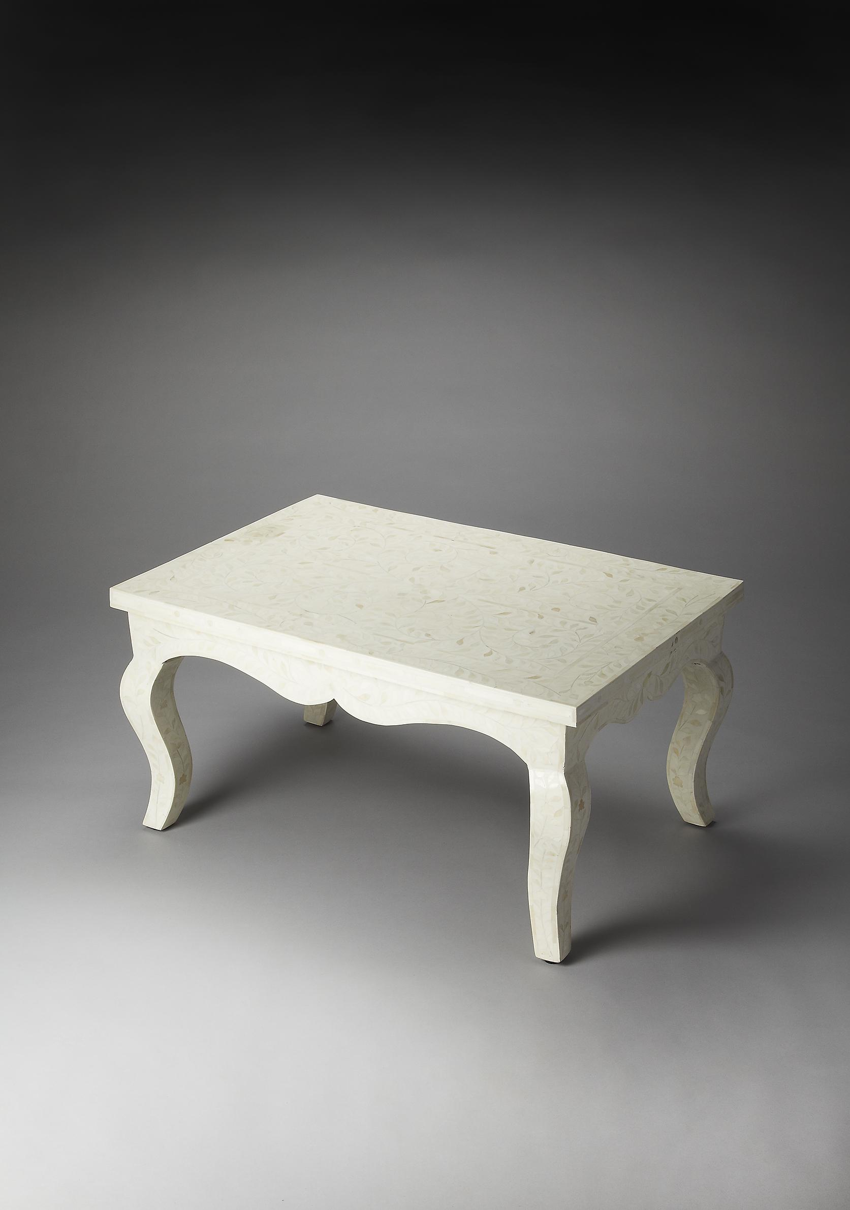 Butler Specialty Company Bone Inlay Cocktail Table - Item Number: 3446325