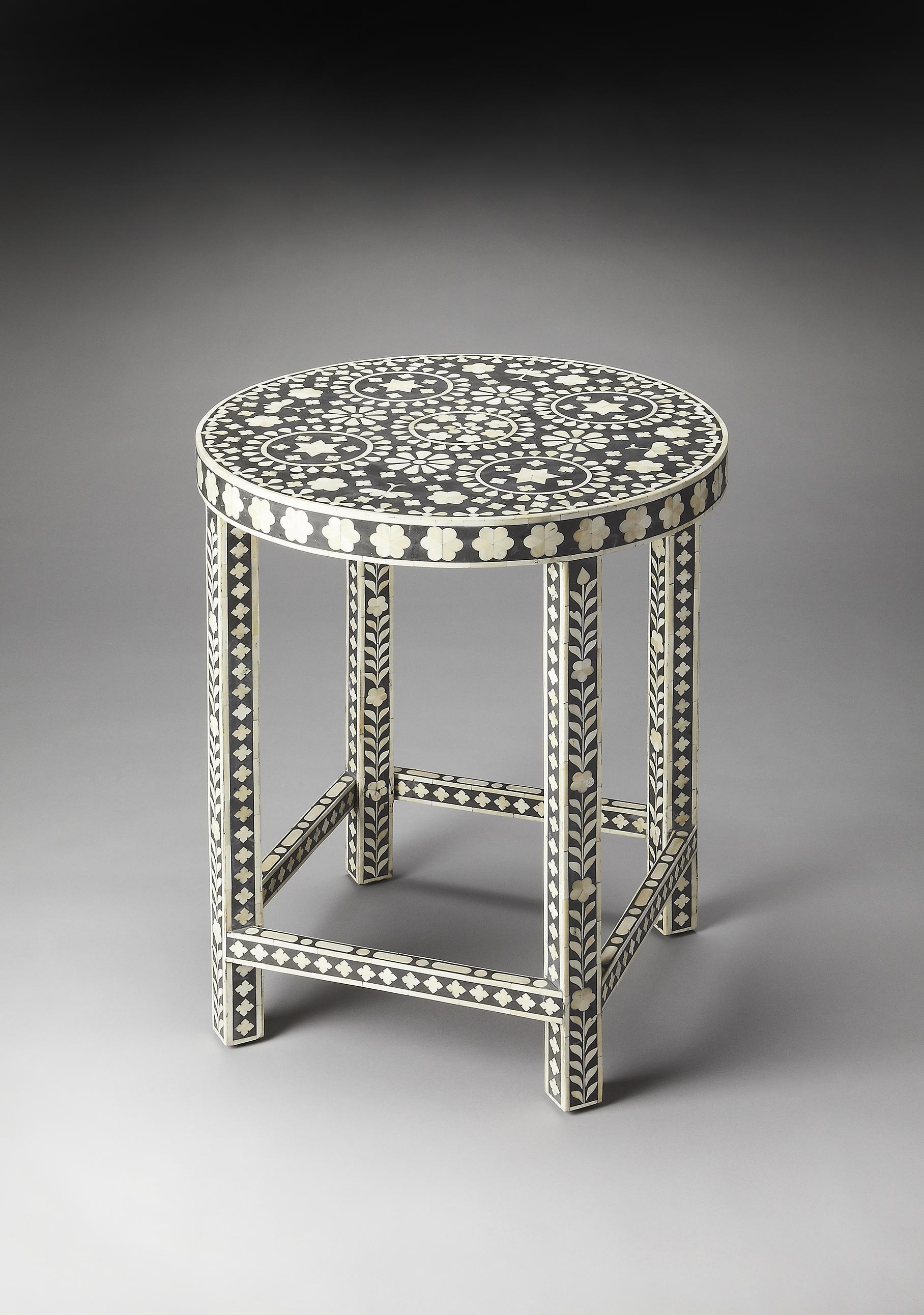 Butler Specialty Company Bone Inlay Accent Table - Item Number: 3448318