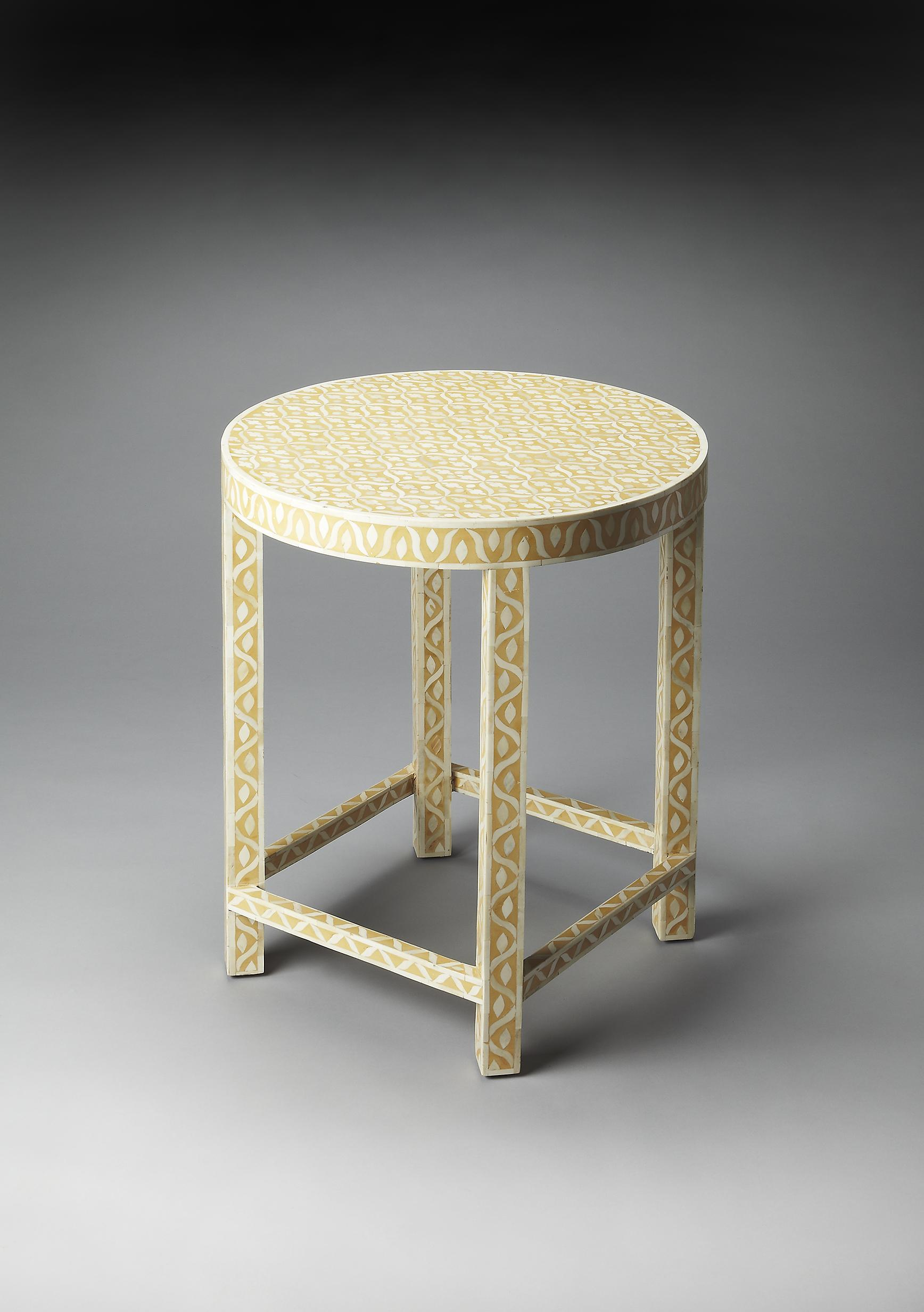 Butler Specialty Company Bone Inlay Accent Table - Item Number: 3499328