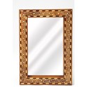 Butler Specialty Company Bone Inlay Wall Mirror - Item Number: 3832338