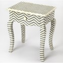 Butler Specialty Company Bone Inlay End Table - Item Number: 3882321