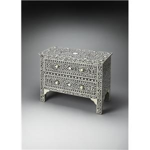 Butler Specialty Company Bone Inlay Chest