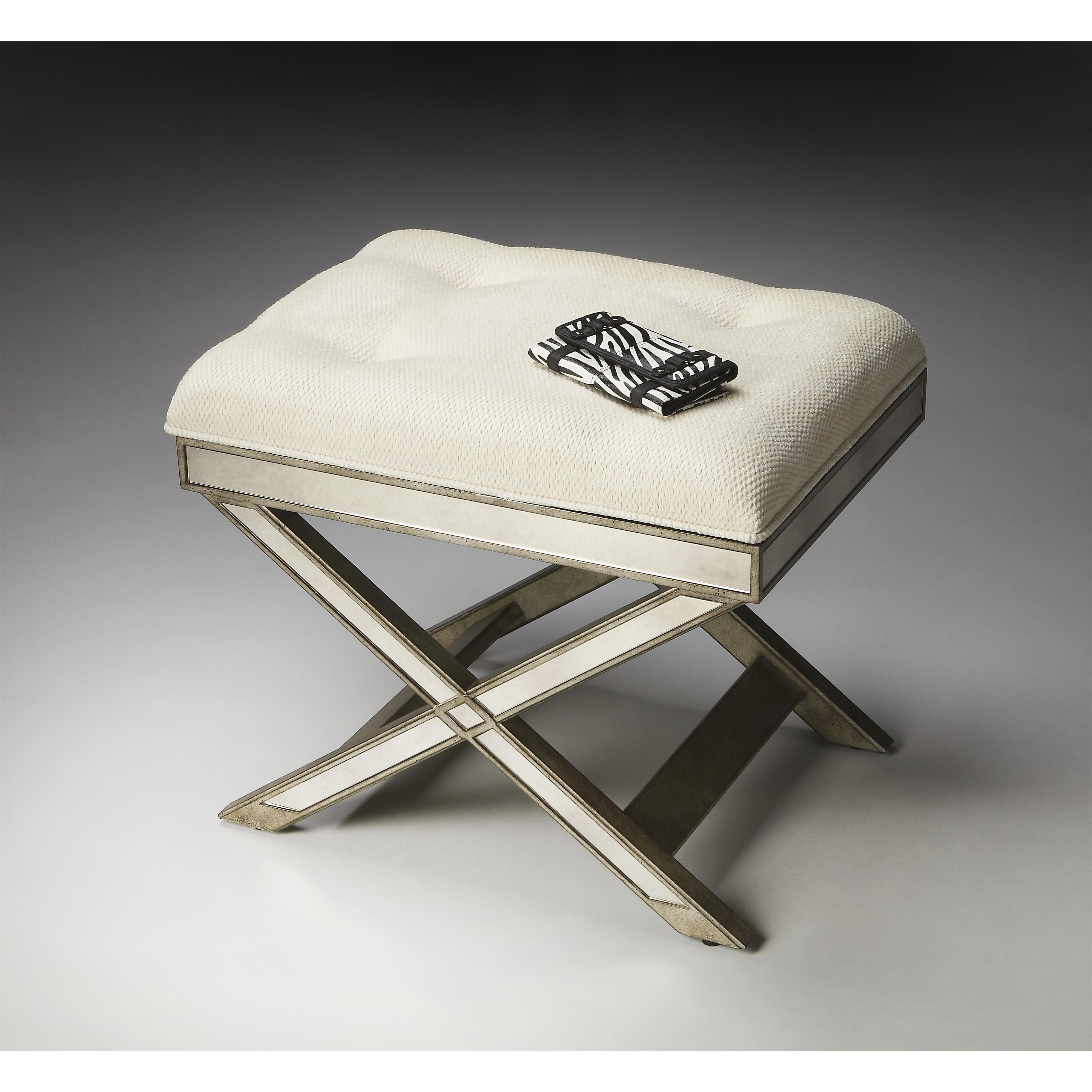 Butler Specialty Company Butler Loft Vanity Stool - Item Number: 1253146