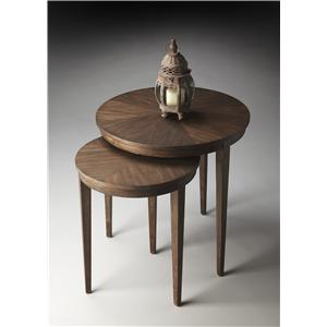 Butler Specialty Company Butler Loft Nest of Tables