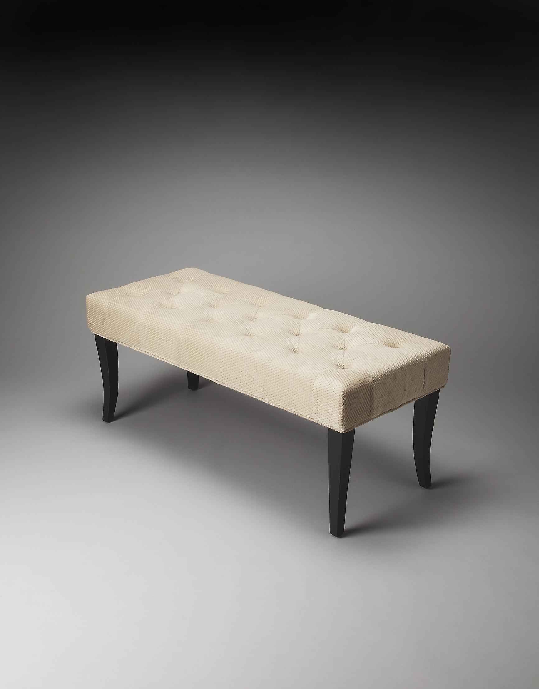 Butler Specialty Company Butler Loft Modern Bench - Item Number: 2616111