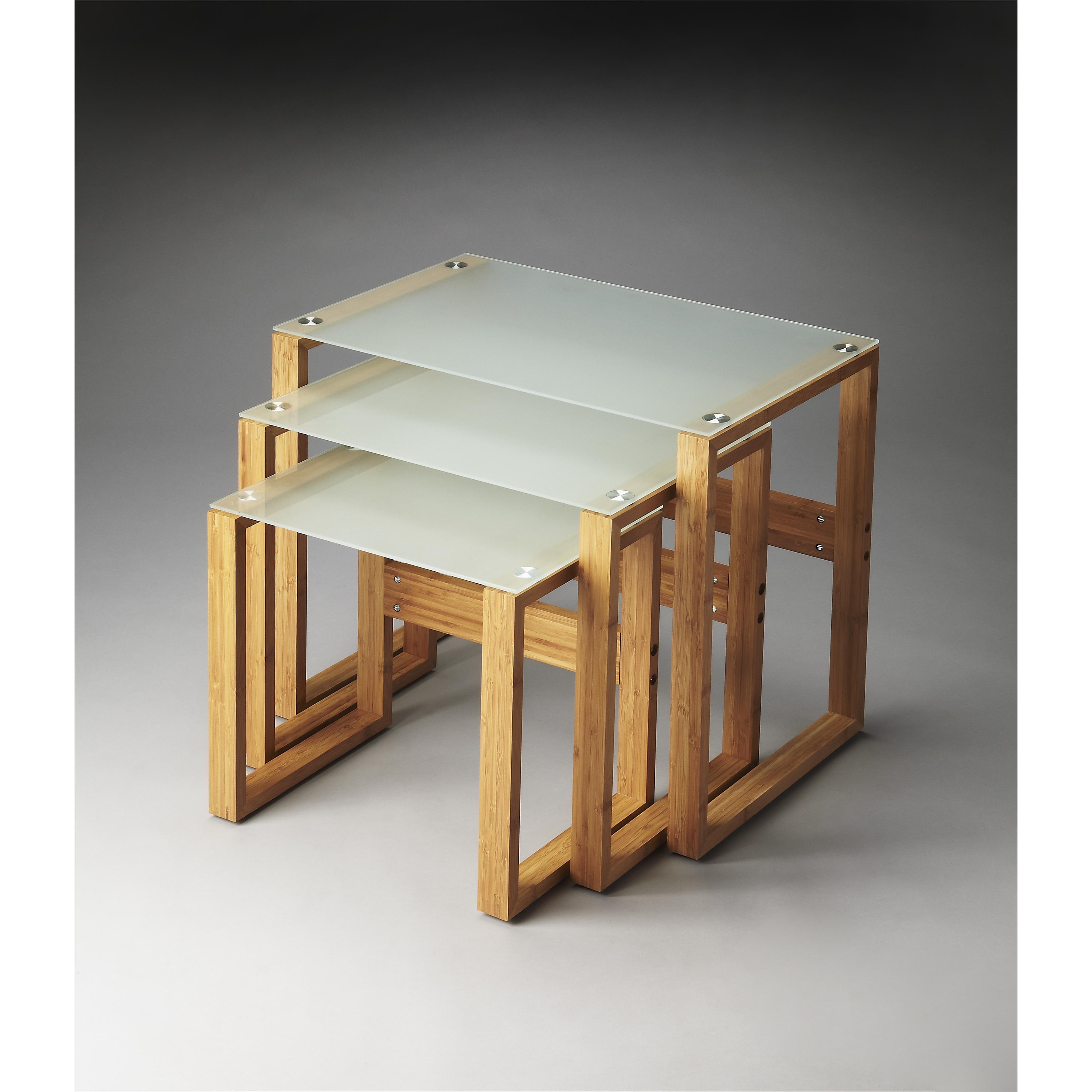Butler Specialty Company Butler Loft Nesting Tables - Item Number: 3242140