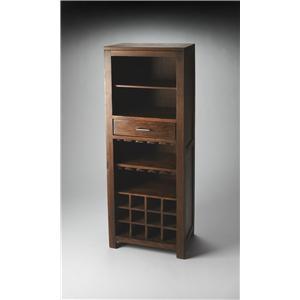 Hewett Bar Cabinet