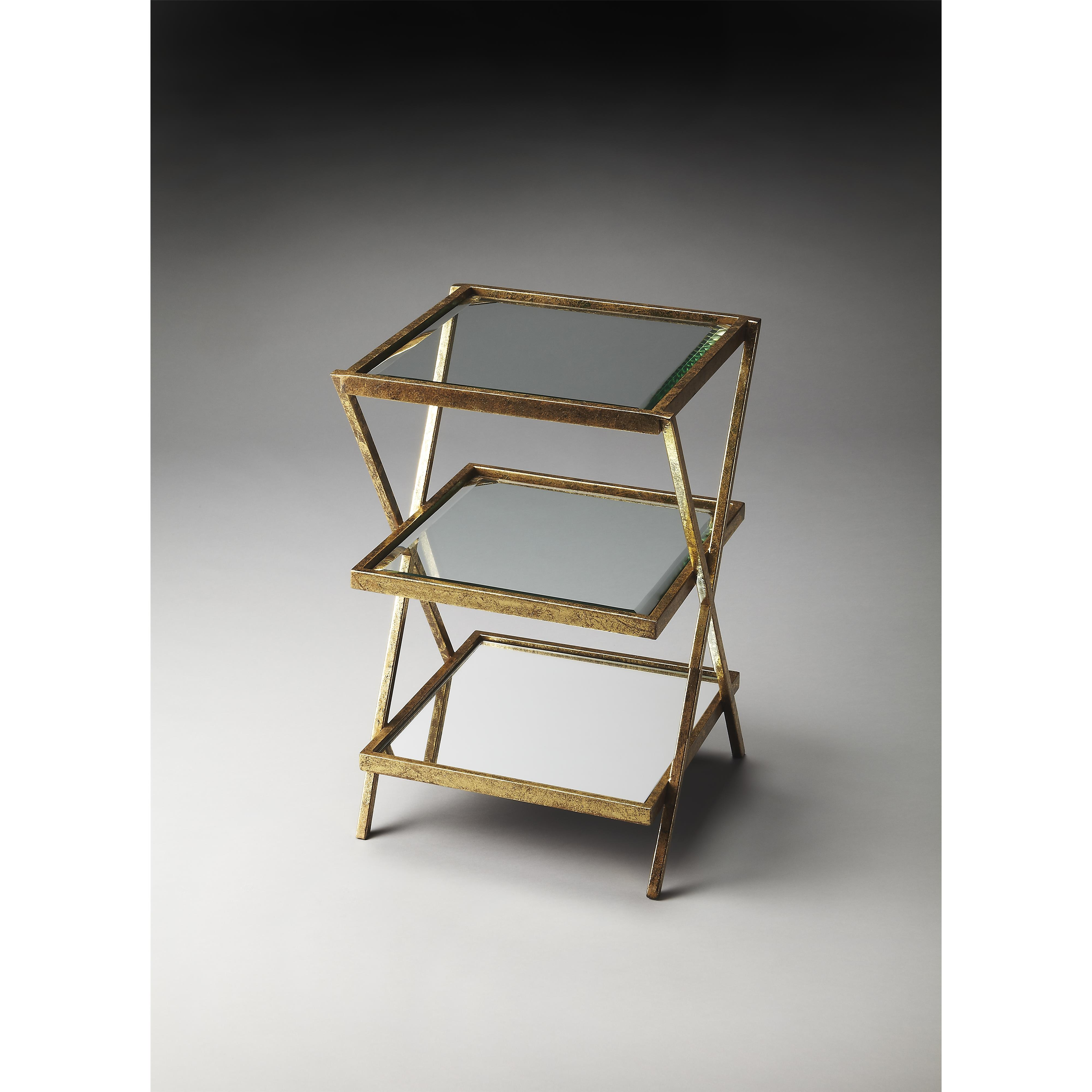 Butler Specialty Company Butler Loft Tiered Side Table - Item Number: 5144226