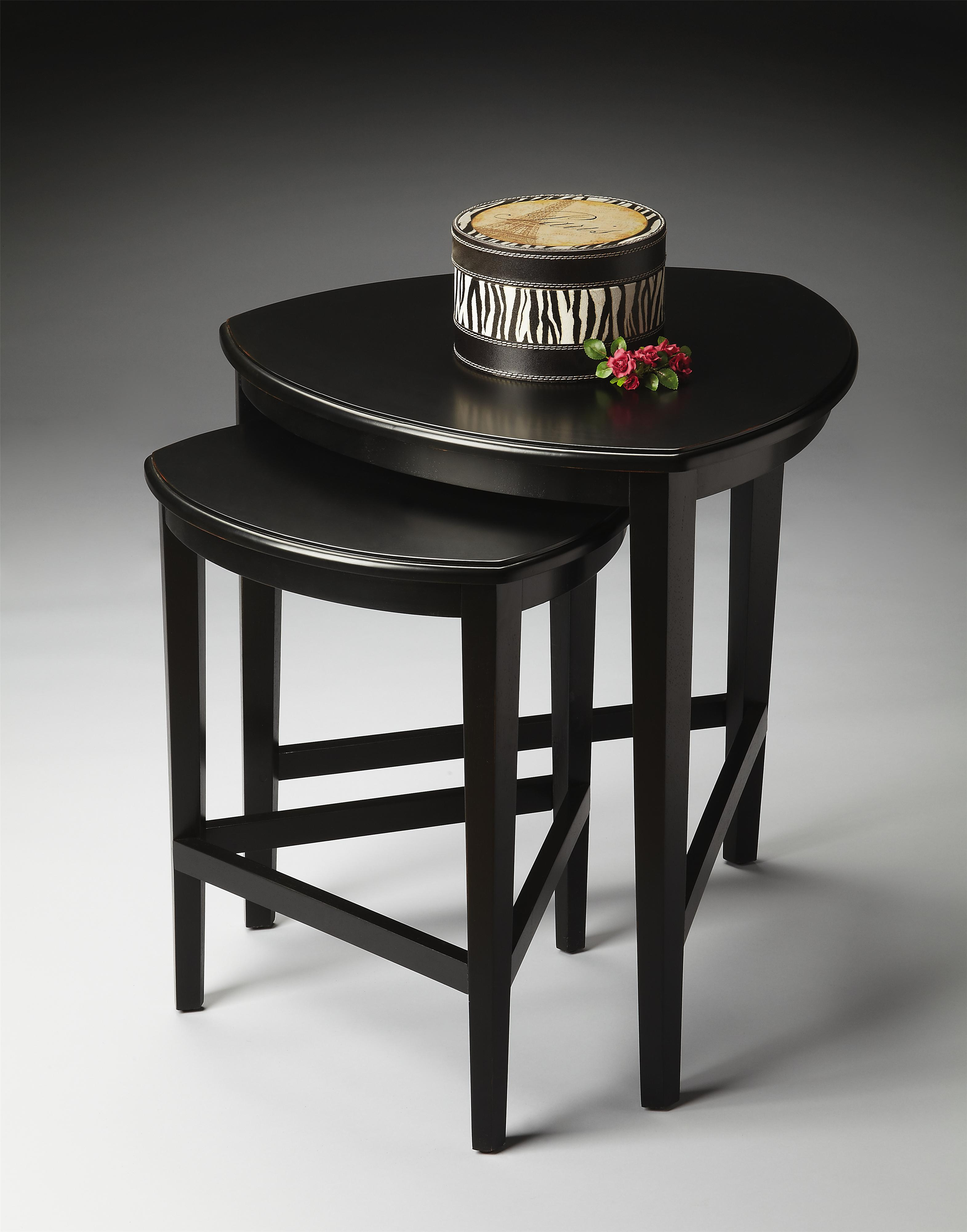 Butler Specialty Company Butler Loft Nesting Tables - Item Number: 7010111