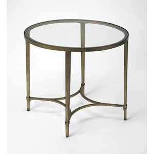 Butler Specialty Company Butler Loft Oval End Table