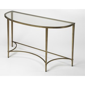 Butler Specialty Company Butler Loft Demilne Console Table