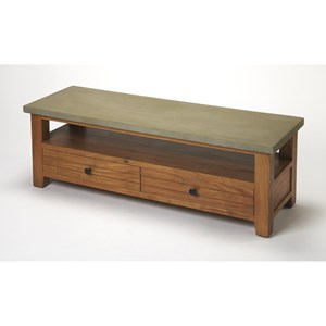 Butler Specialty Company Butler Loft Entertainment Console