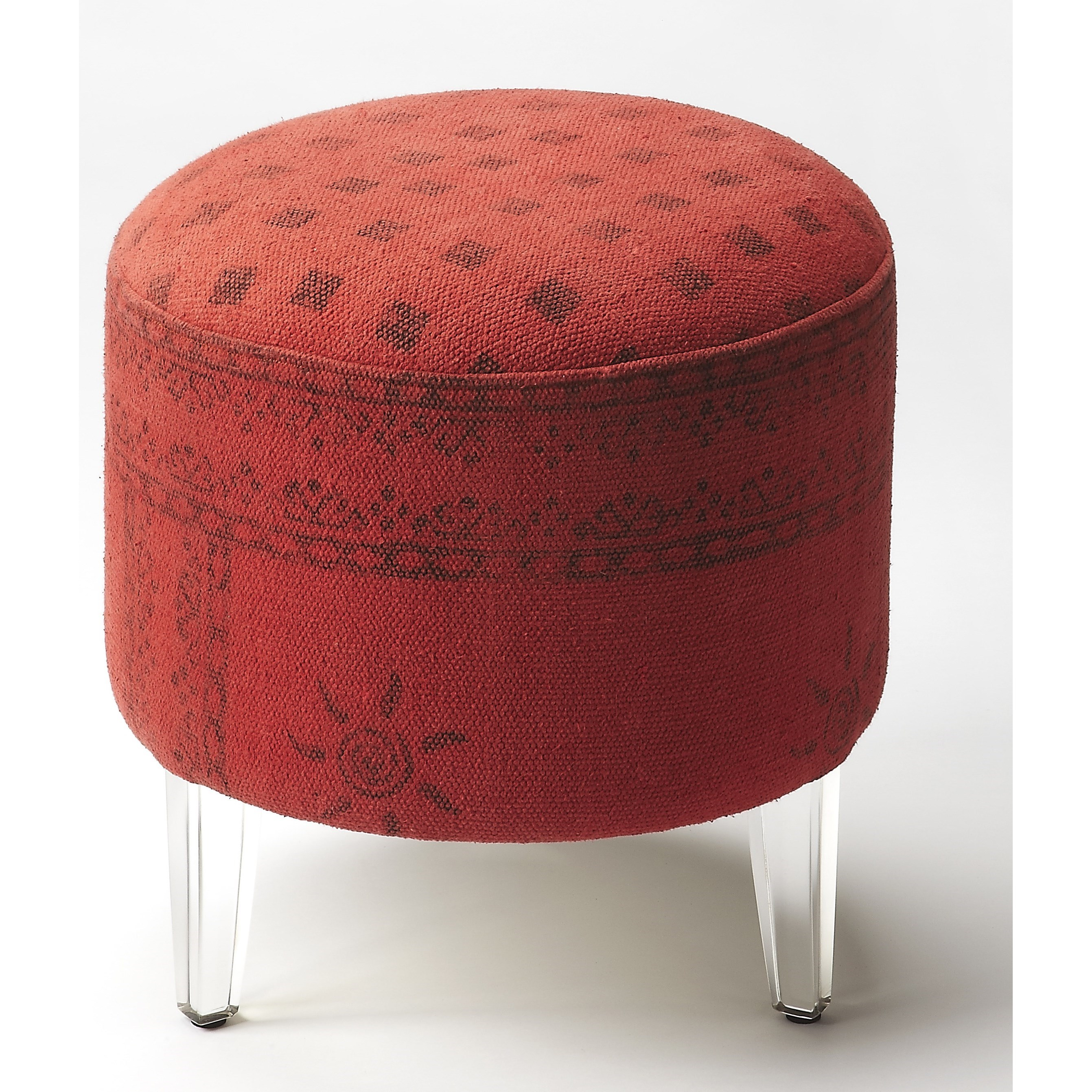 Butler Specialty Company Butler Loft Pouffe Ottoman - Item Number: 5164293