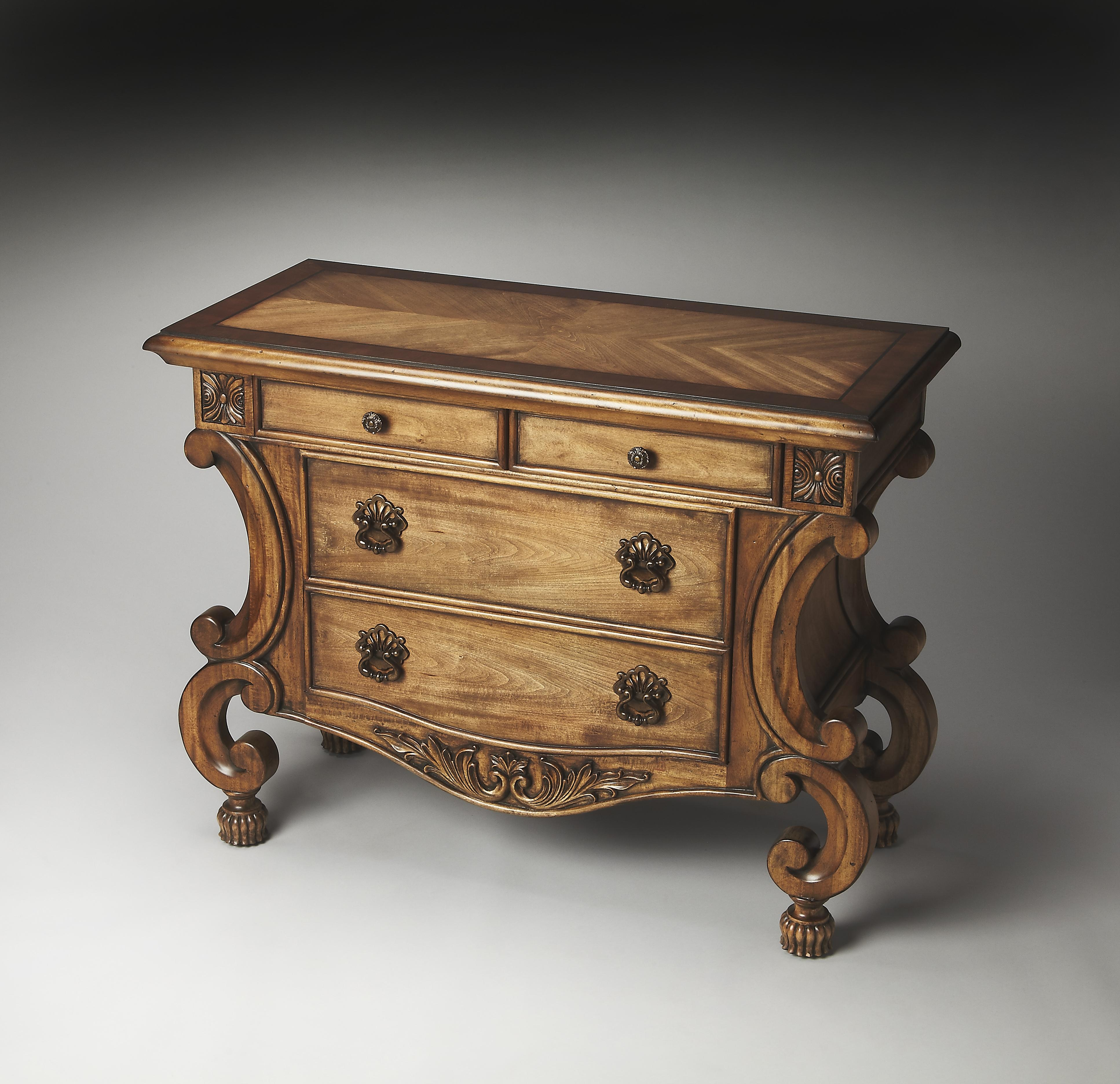 Butler Specialty Company Connoisseur's Console Chest - Item Number: 2525090