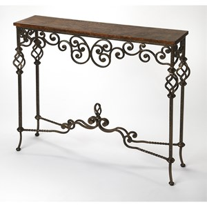Butler Specialty Company Connoisseur's Console Table
