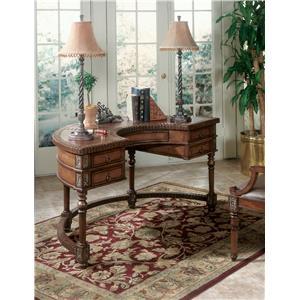 Butler Specialty Company Connoisseur's Demilune Desk