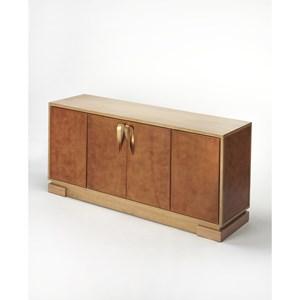 Butler Specialty Company Cosmopolitan Console Cabinet