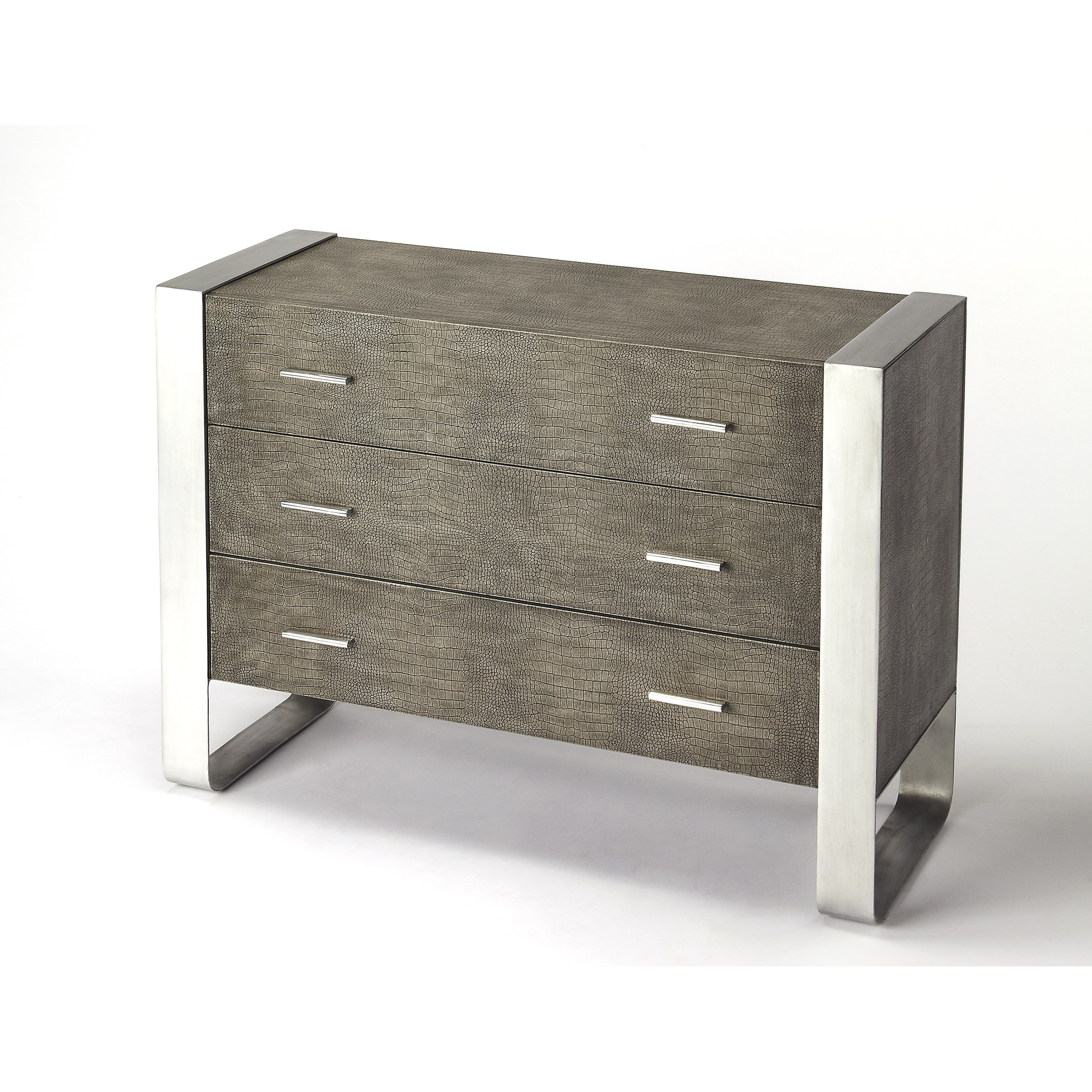 Butler Specialty Company Cosmopolitan Console Chest - Item Number: 3696350