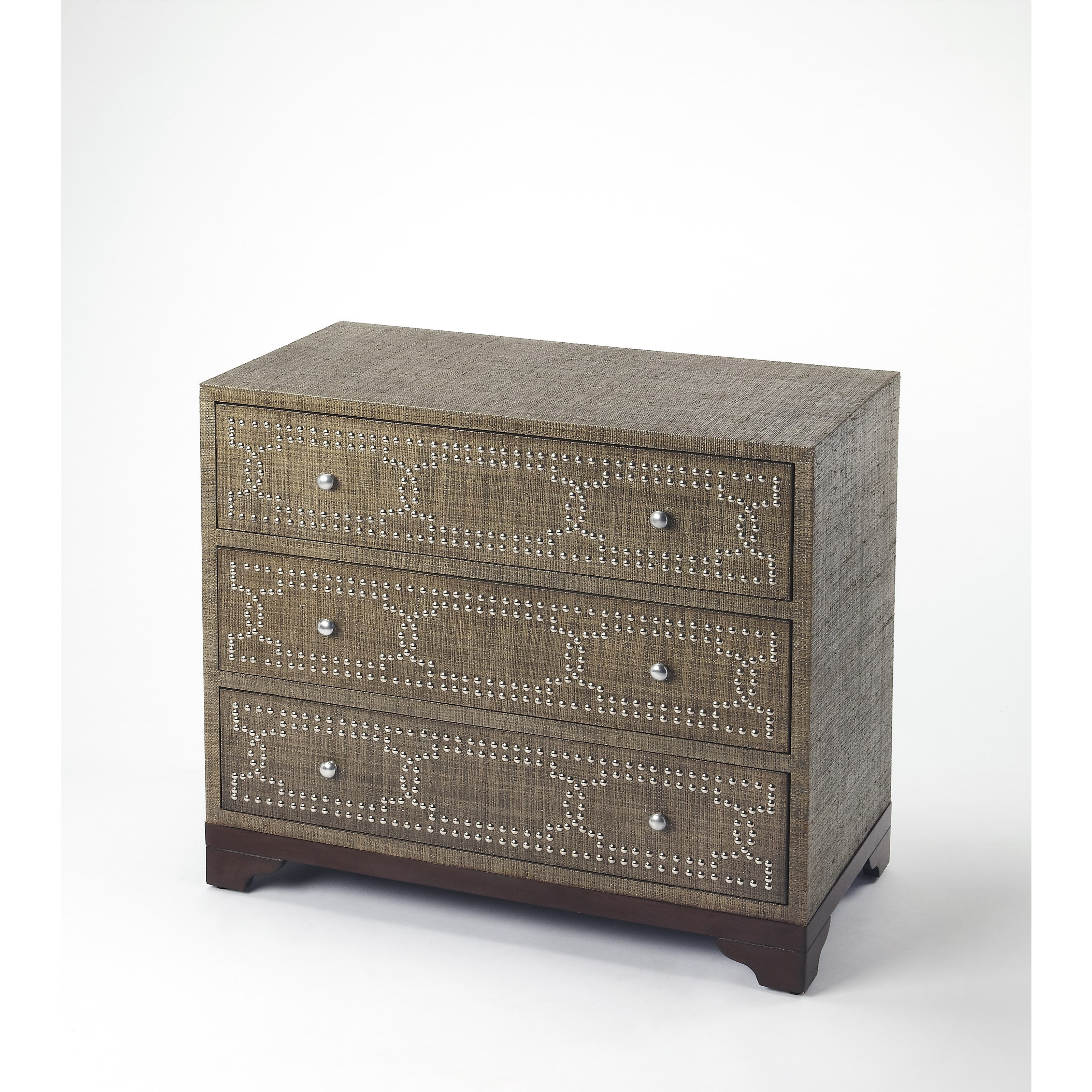 Butler Specialty Company Cosmopolitan Console Chest - Item Number: 3704350