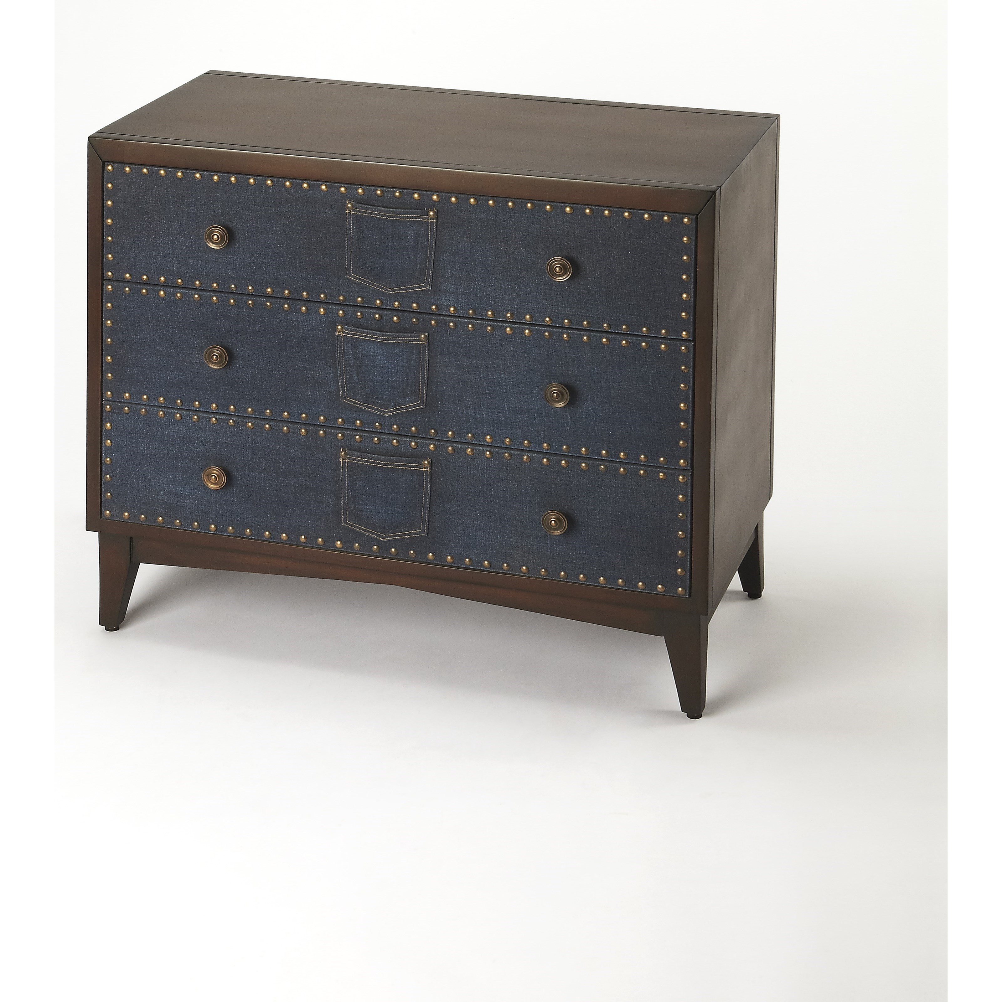 Butler Specialty Company Cosmopolitan Console Chest - Item Number: 3711350