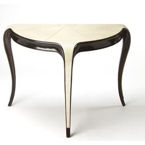 Butler Specialty Company Cosmopolitan Demilune Console Table