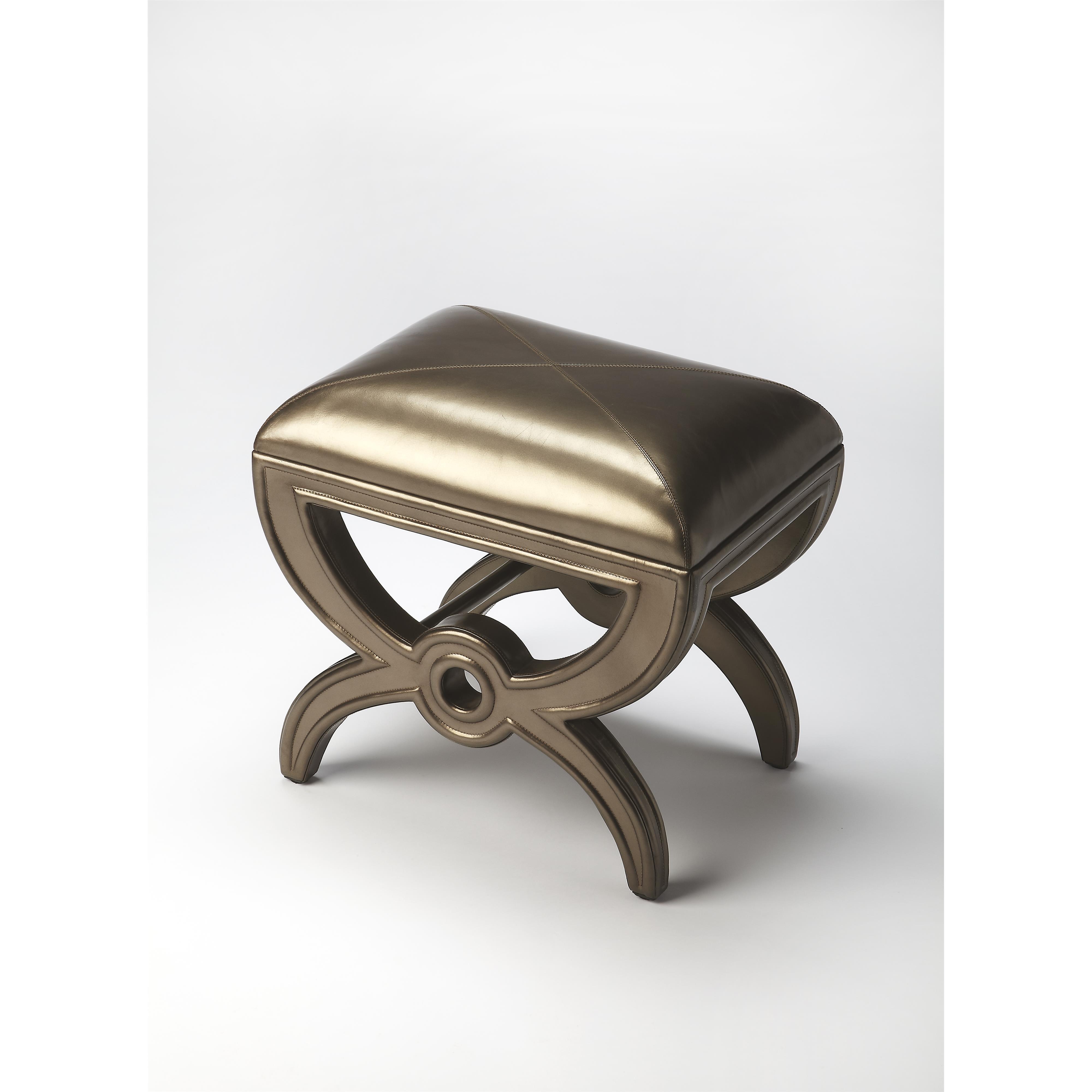 Butler Specialty Company Cosmopolitan Vanity Stool - Item Number: 6150350