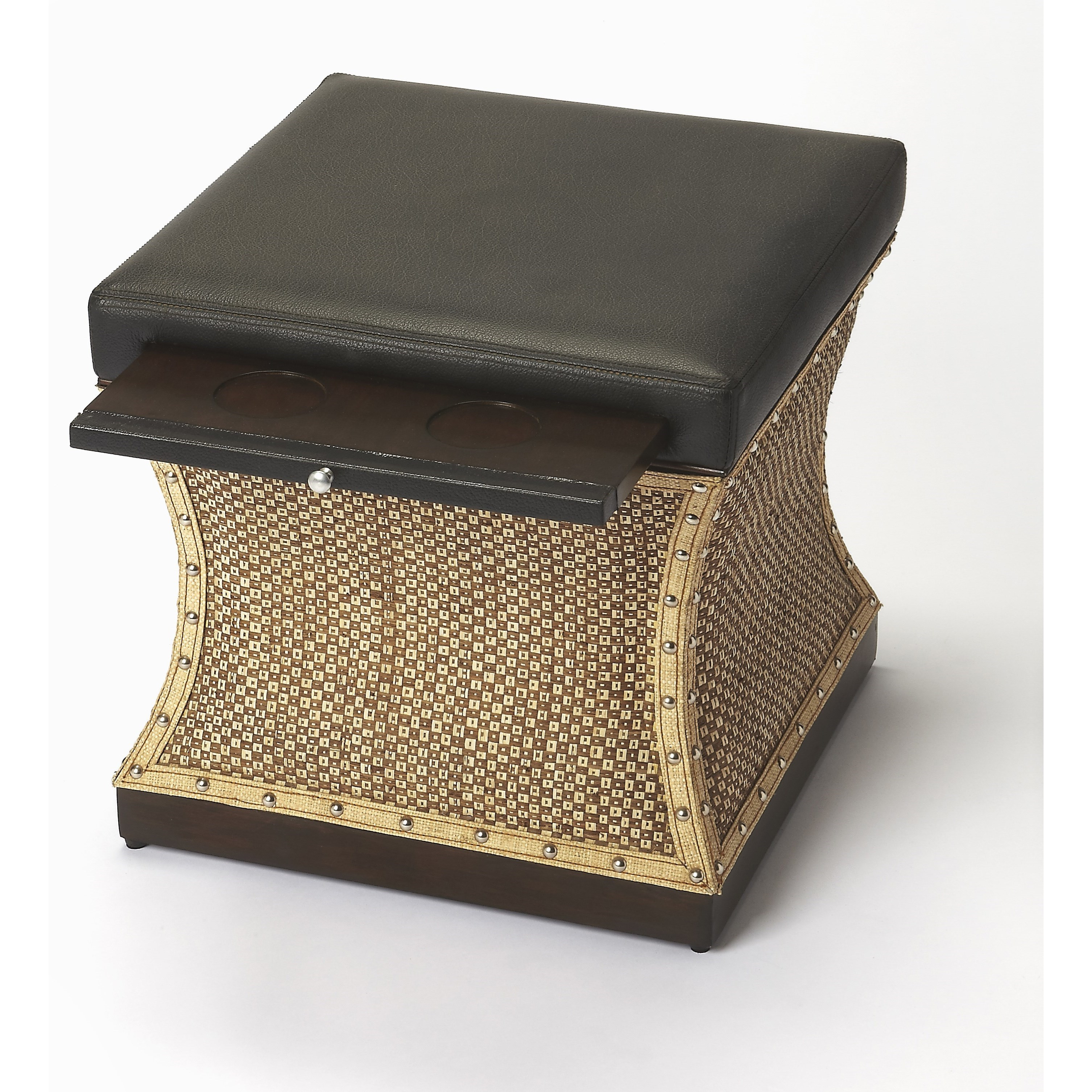 Butler Specialty Company Cosmopolitan Bunching Ottoman - Item Number: 6225350