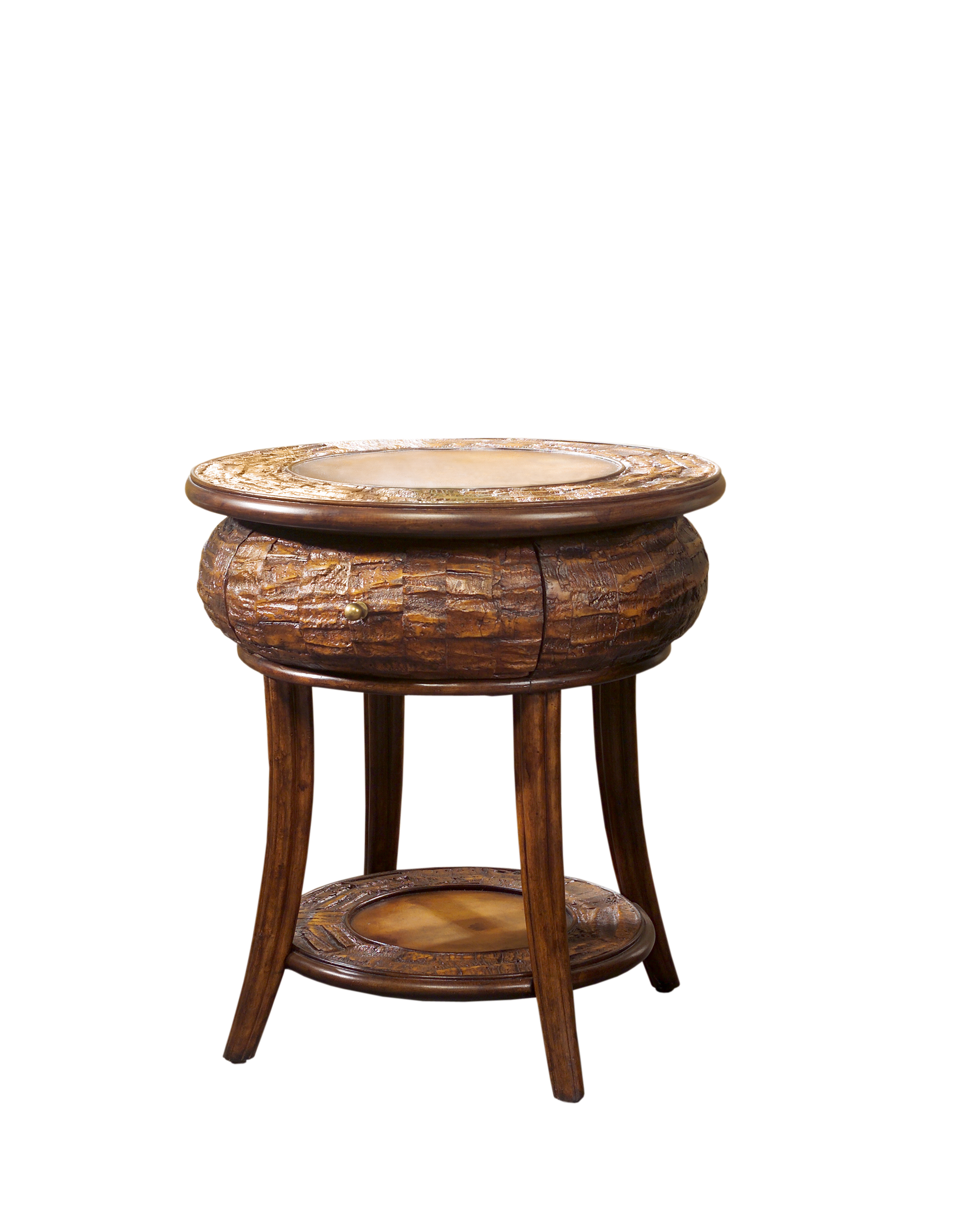 Butler Specialty Company Designers Edge Round End Table - Item Number: 232035