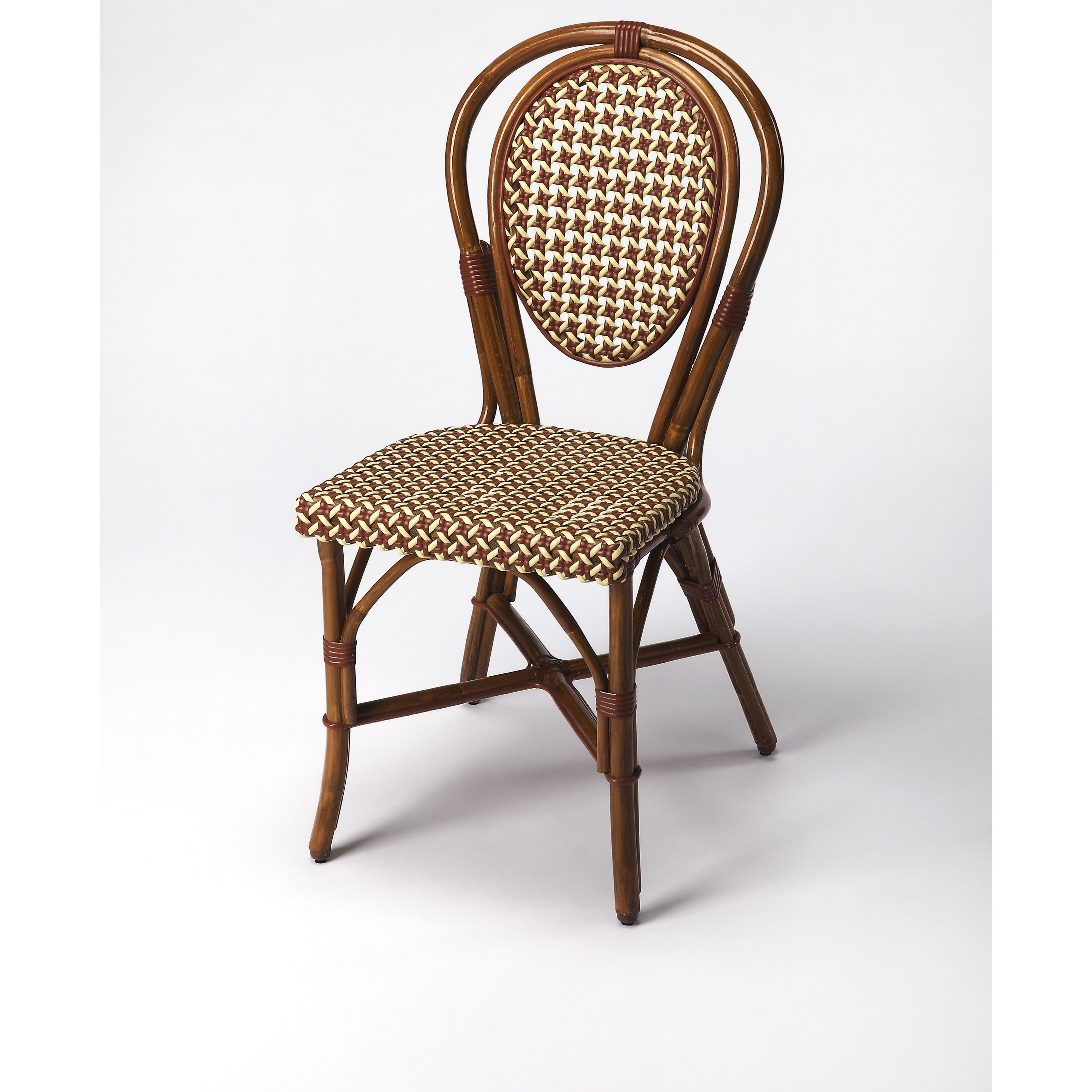 Butler Specialty Company Designers Edge Side Chair - Item Number: 3710354