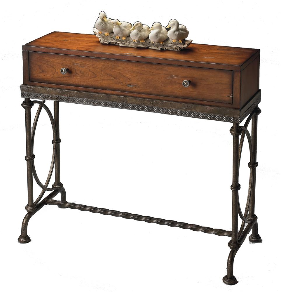 Butler Specialty Company Designers Edge Console Table - Item Number: 4013102